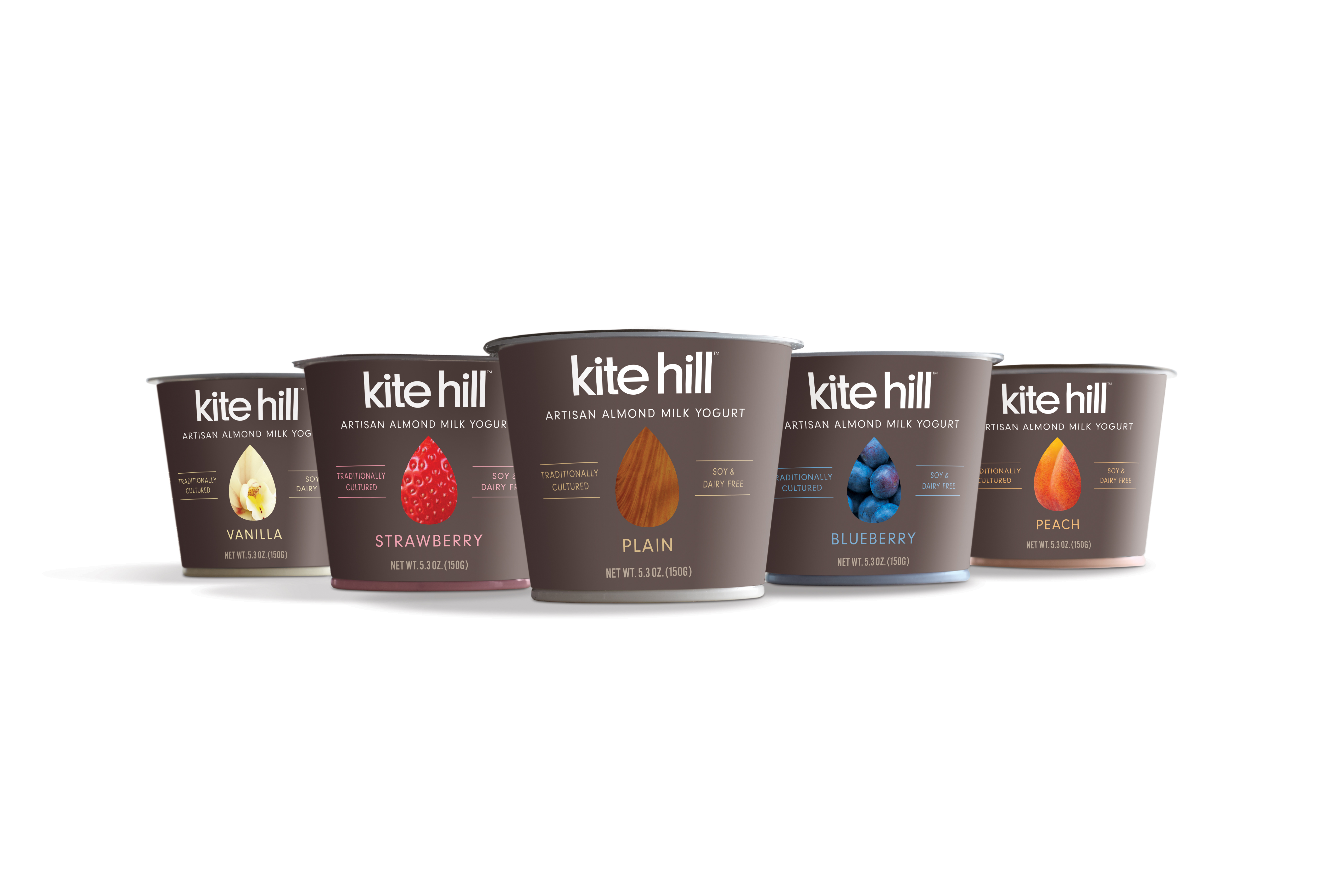 Kite Hill, a maker of nut milk cheeses and yogurts, announced a $18 million fundraising round that was led by General Mills.
