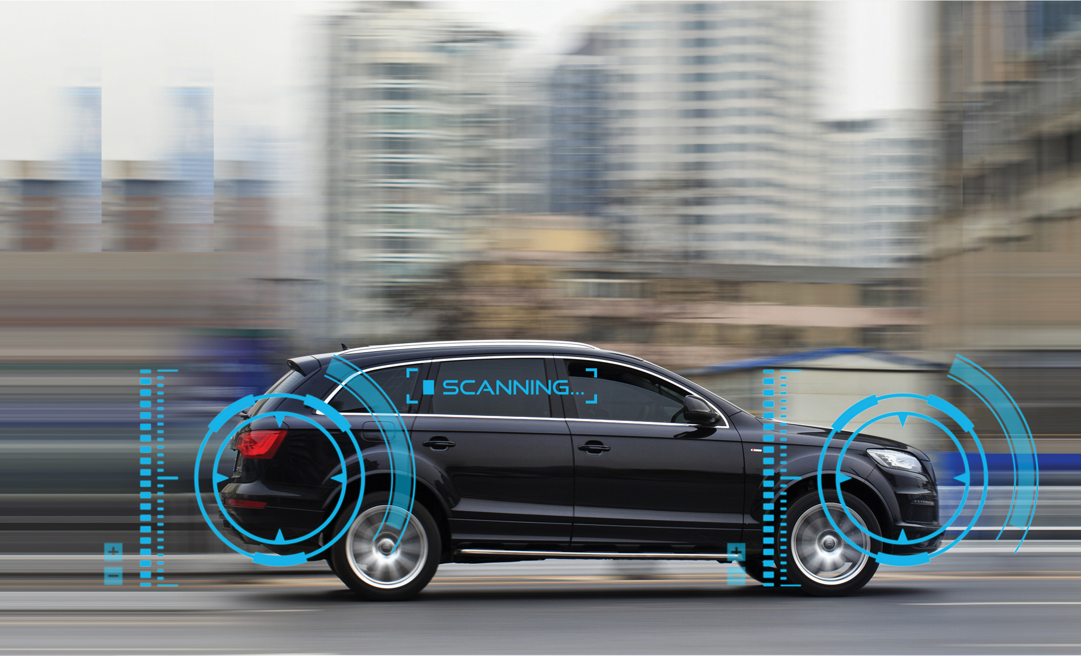 NXP Semiconductor introduced a central computing platform designed to test self-driving cars.