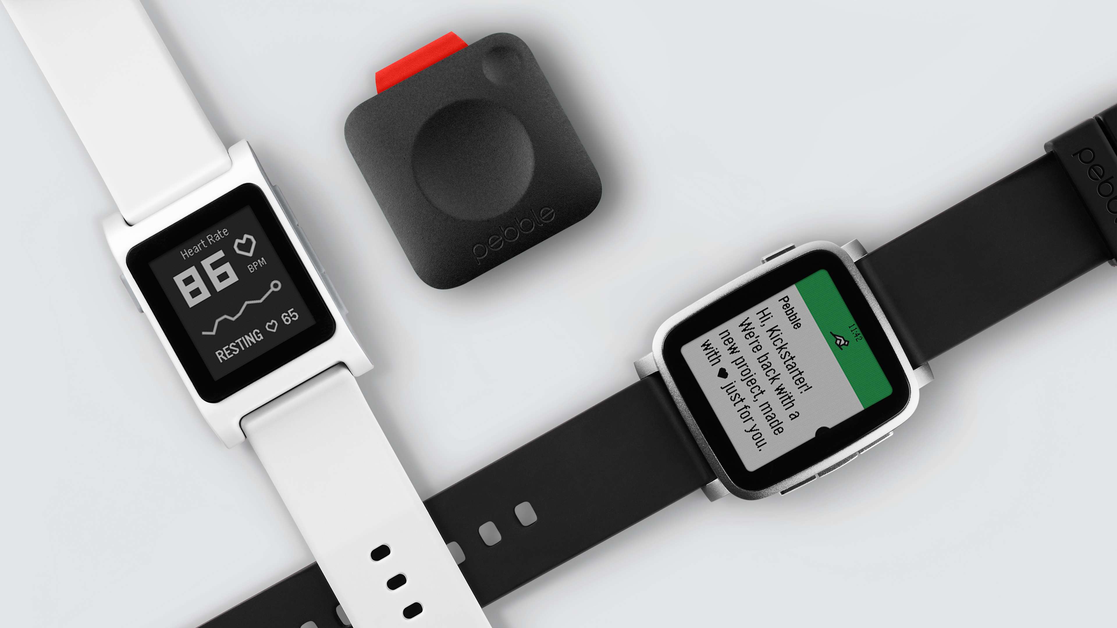 The new Pebble 2, Pebble Time 2, and Pebble Core