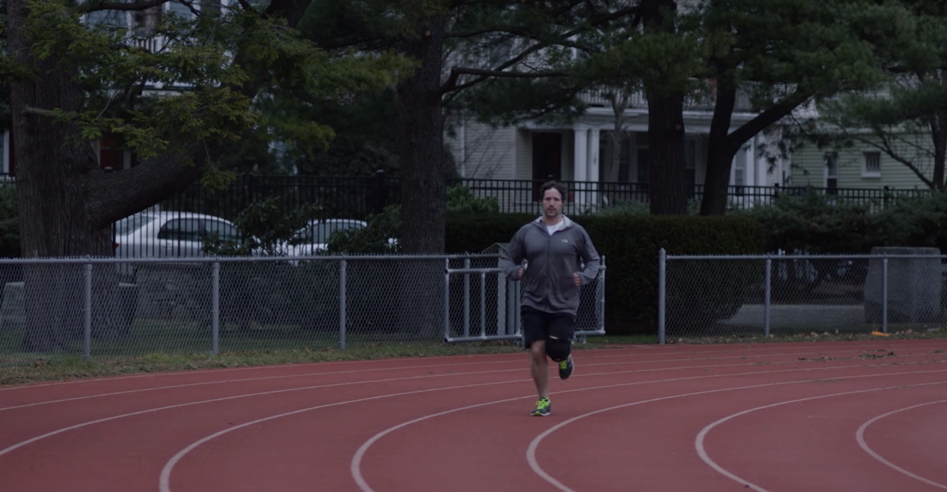 Still from Runkeeper promotional video