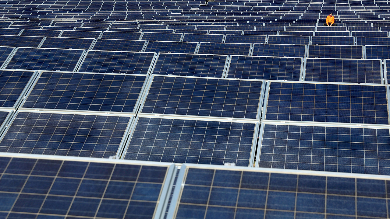 Here's Why Solar Farms Are Booming in the U S  | Fortune