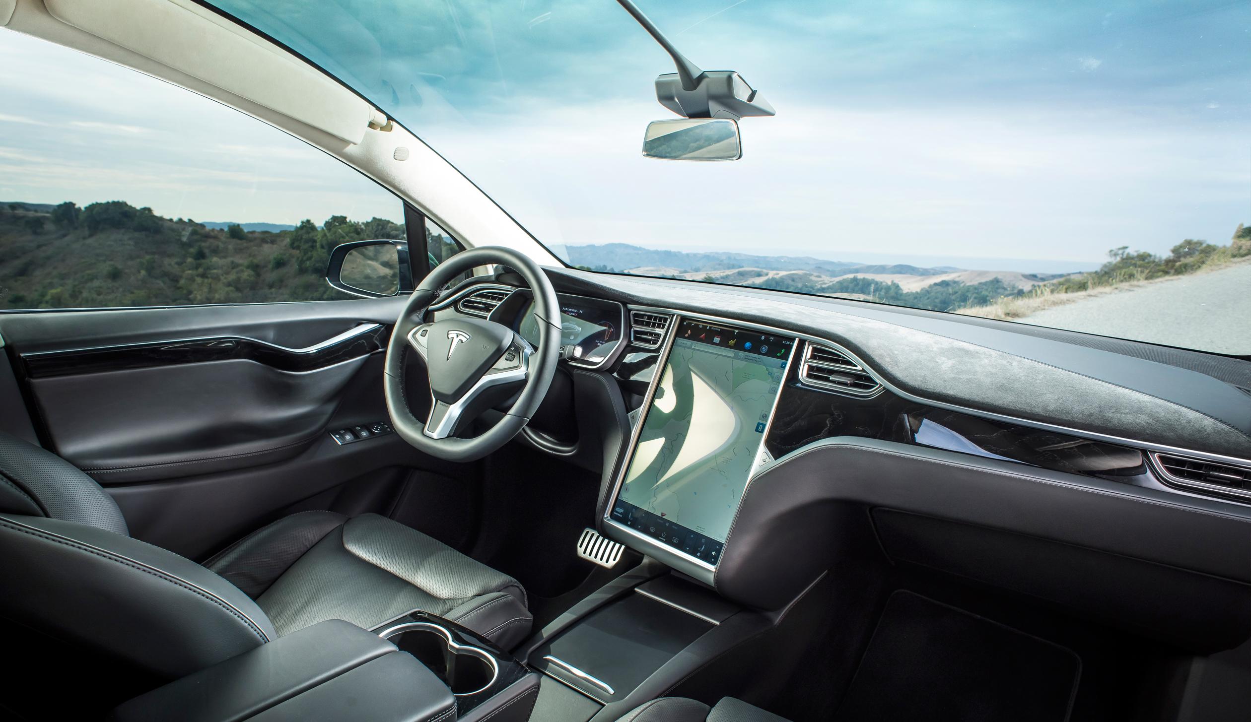 "Tesla's Model X includes a ""Bioweapon Defense Mode"" air filter."