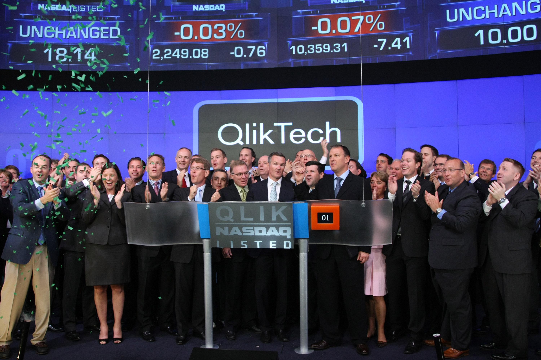 Qlik Technologies NASDAQ IPO / JVP (Jerusalem Venture Partners)