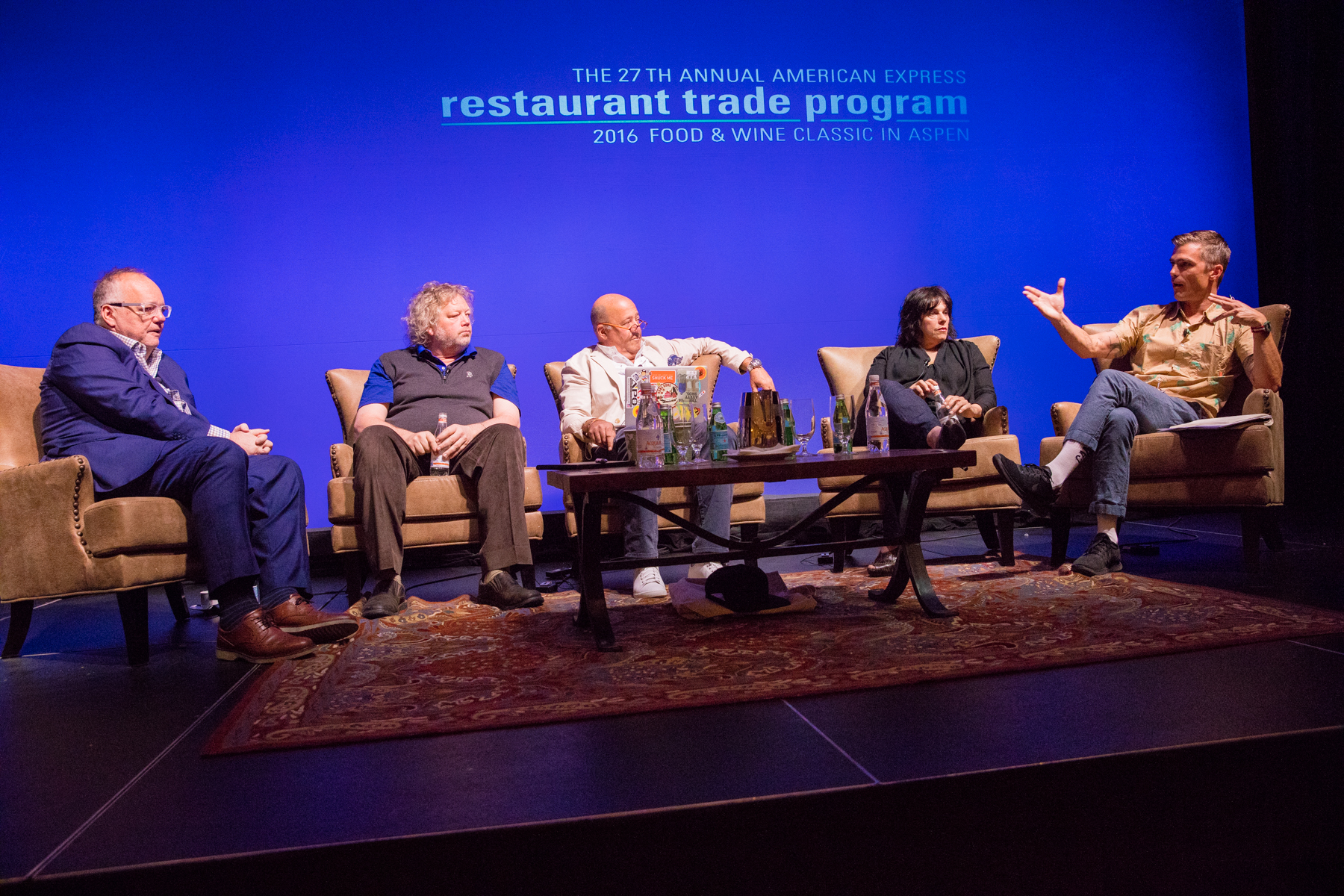 American Express Restaurant Trade Program, June 17