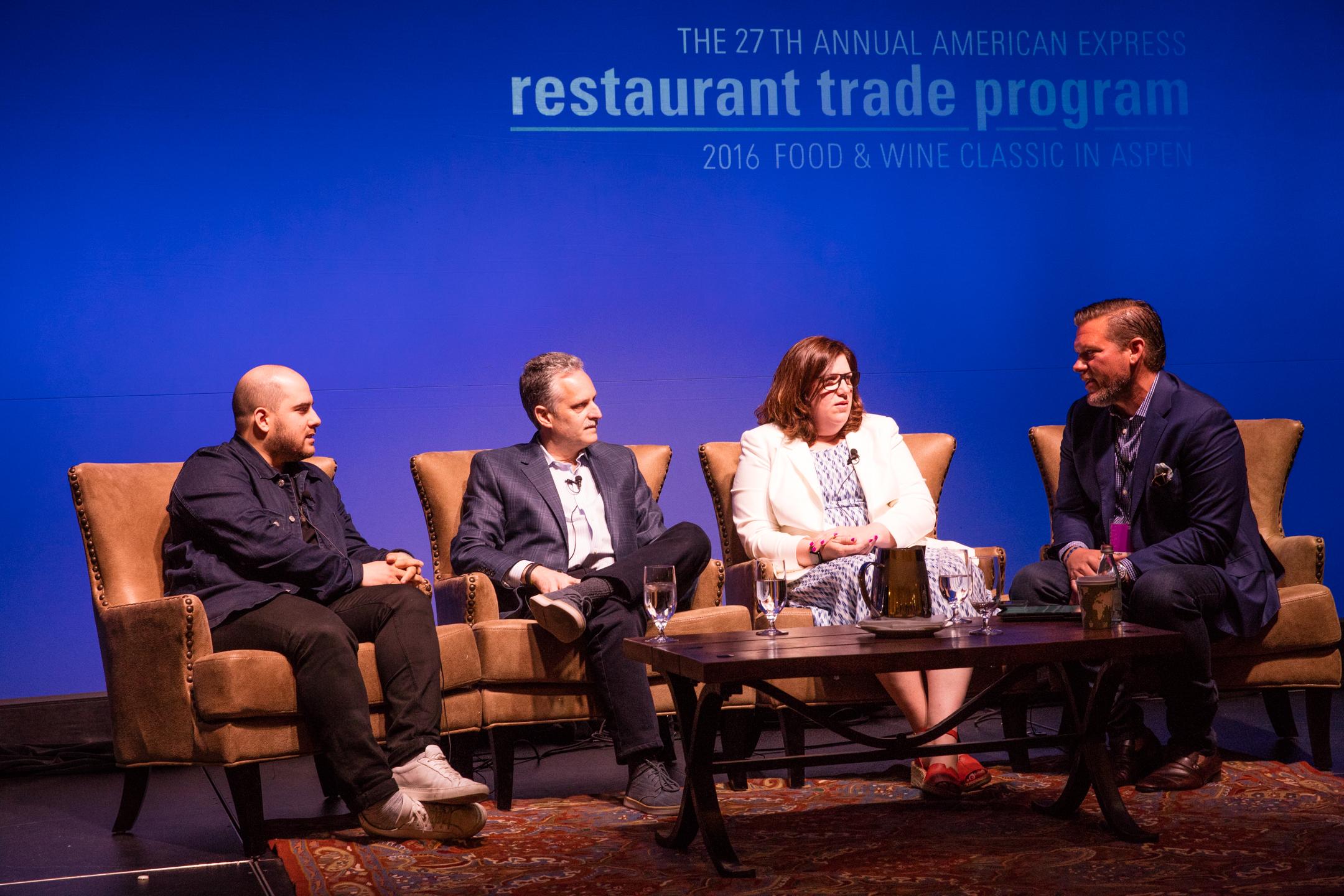 American Express Restaurant Trade Program, June 18