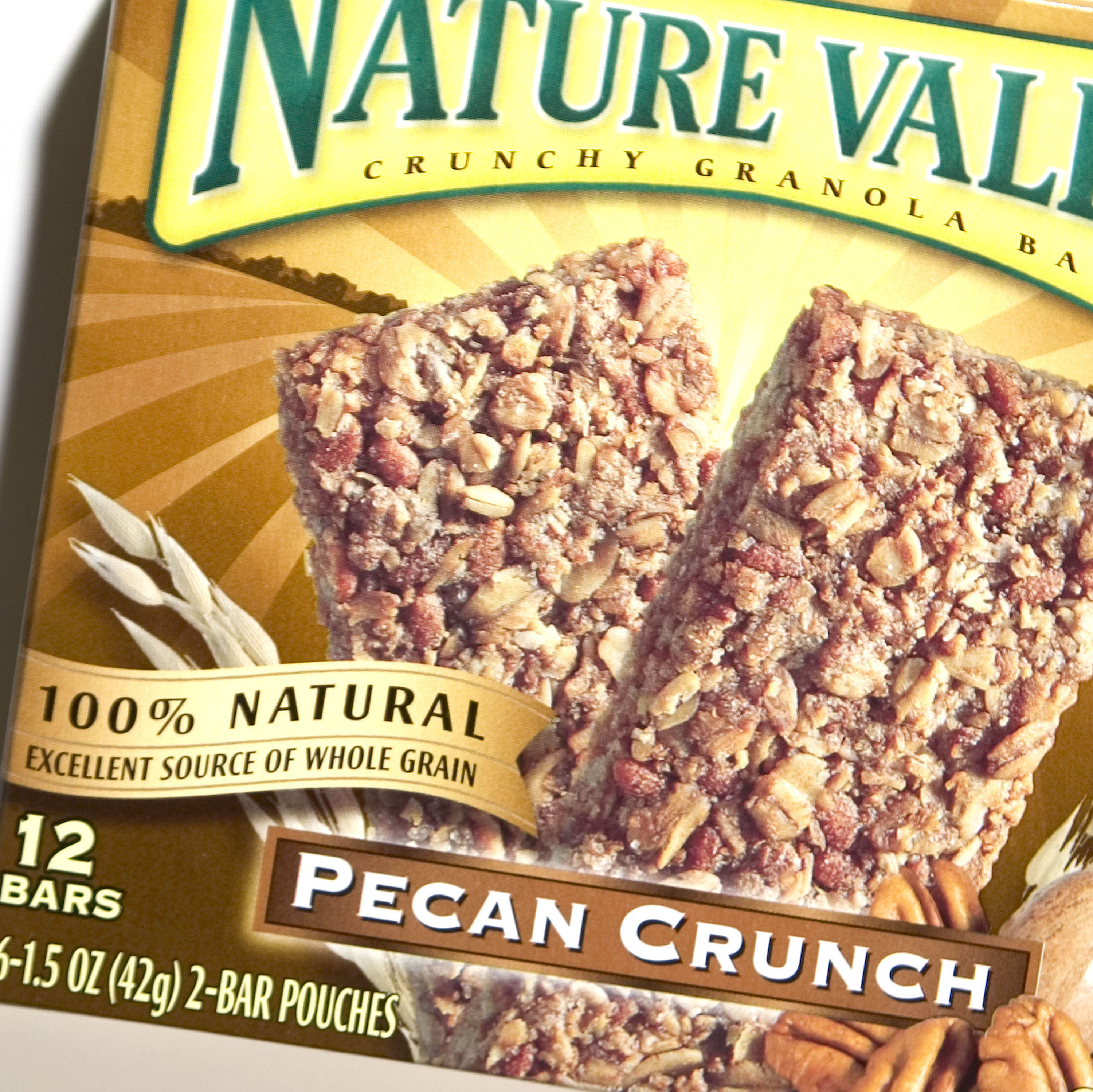 General Mills uses high-fructose corn syrup in its Nature Va