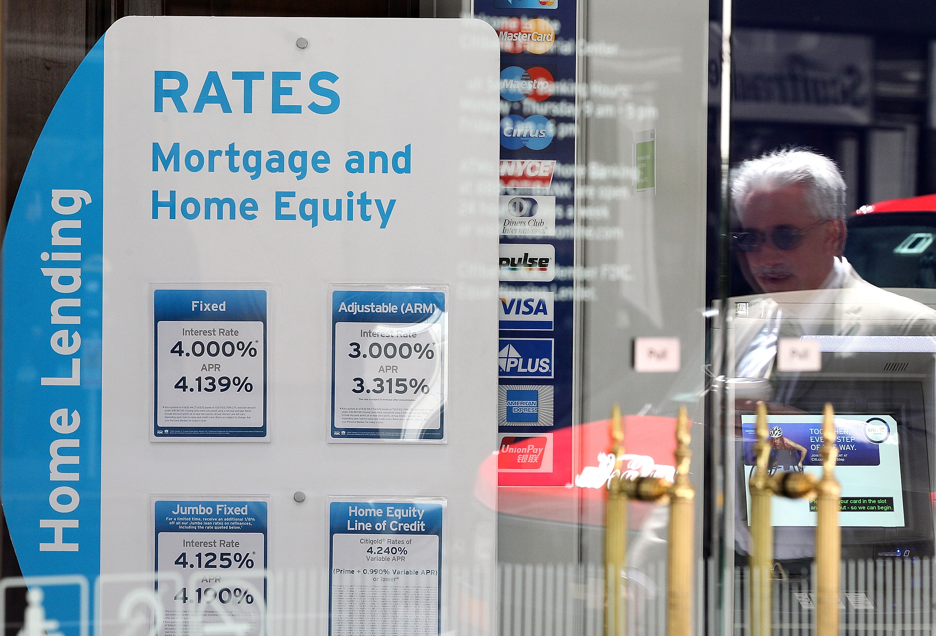 Long Term Mortgage Rates Fall To Historic Lows