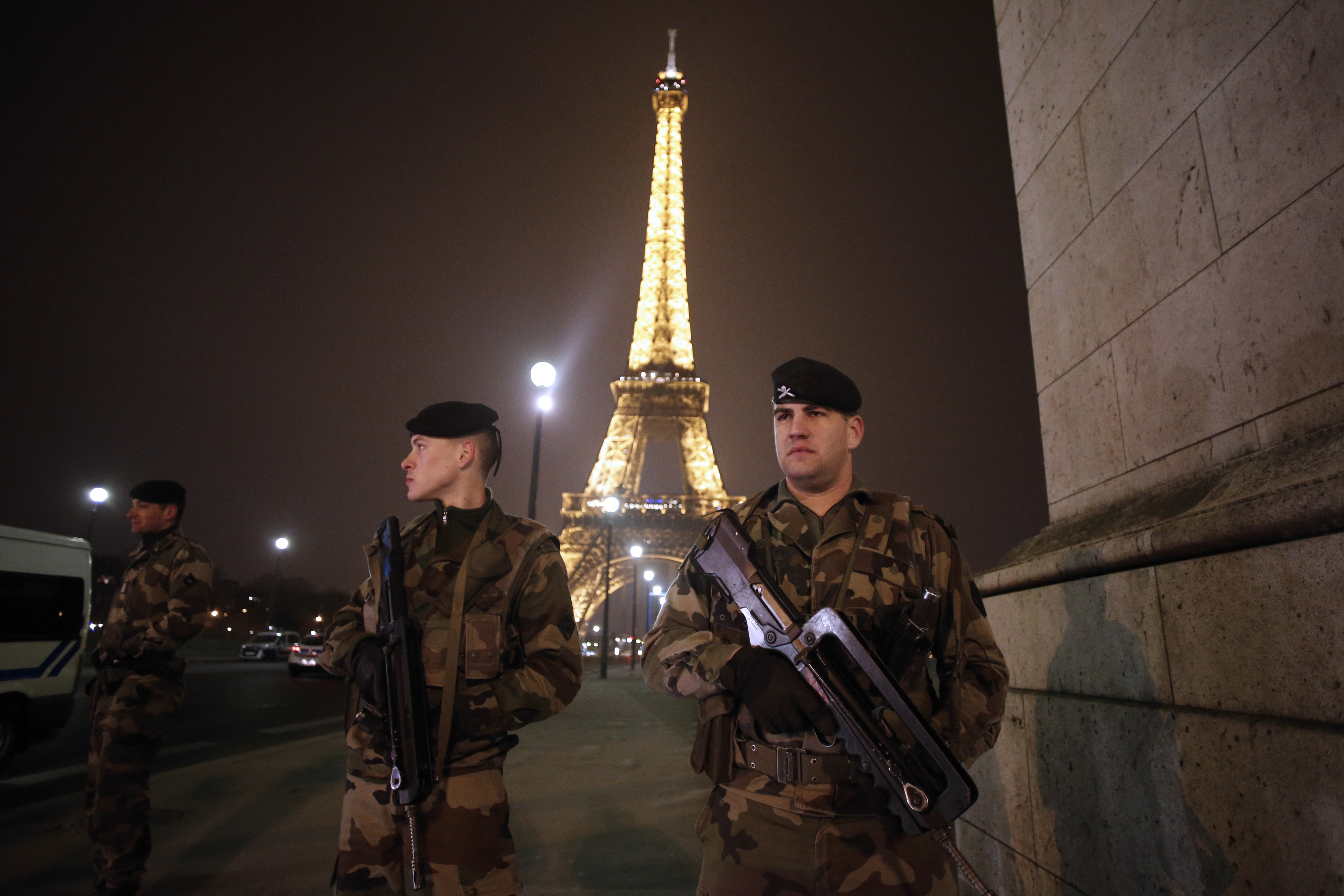 FRANCE-TOURISM-SECURTY