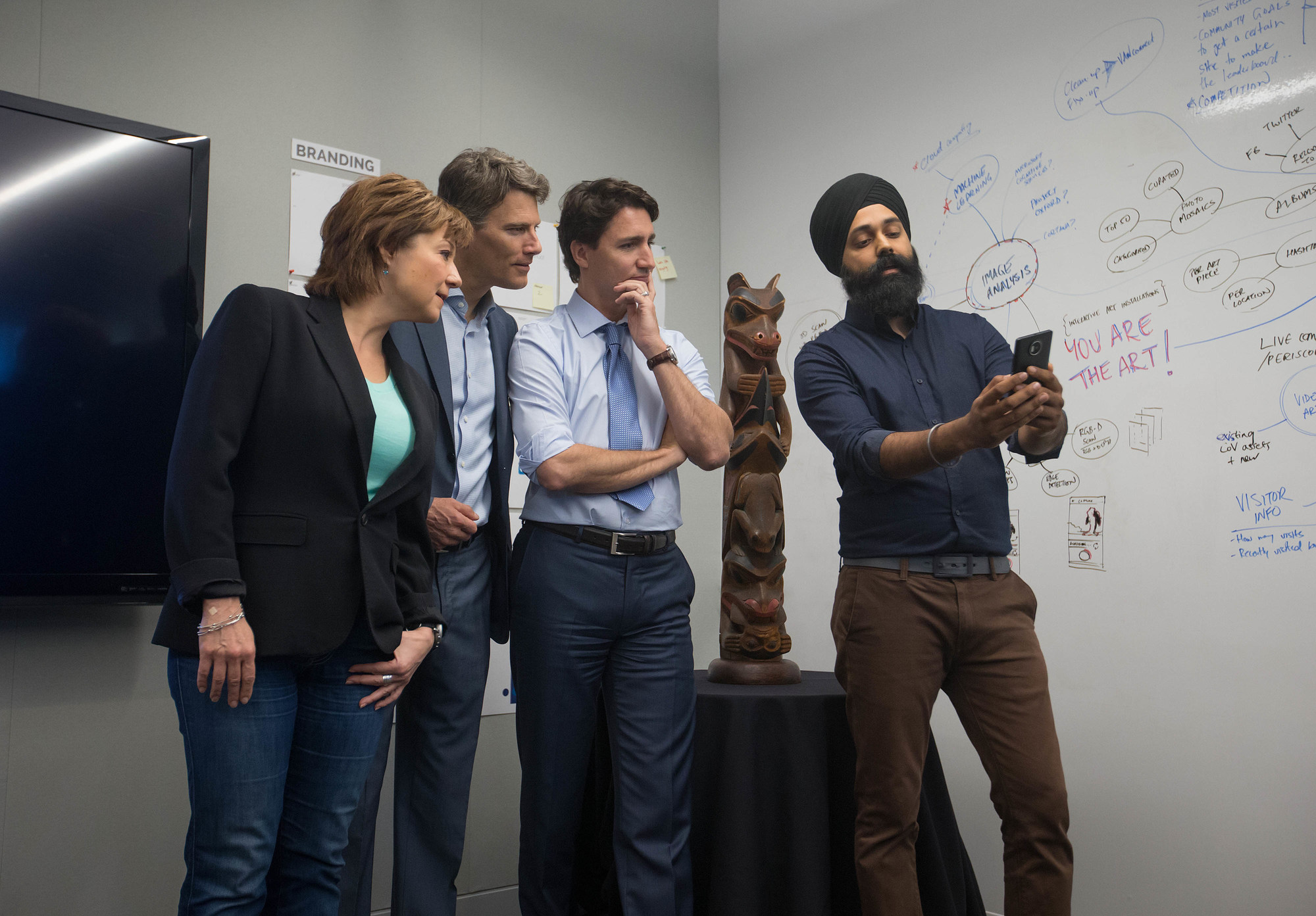 Microsoft opens state of the art technology centre in Vancouver