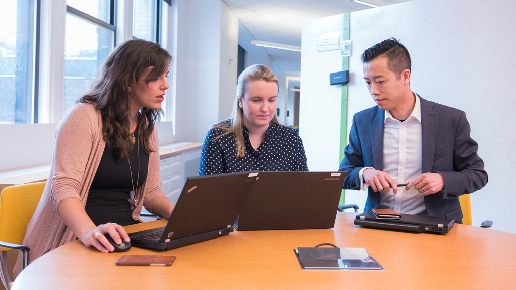 best workplaces for millenials 2016- Boston Consulting Group
