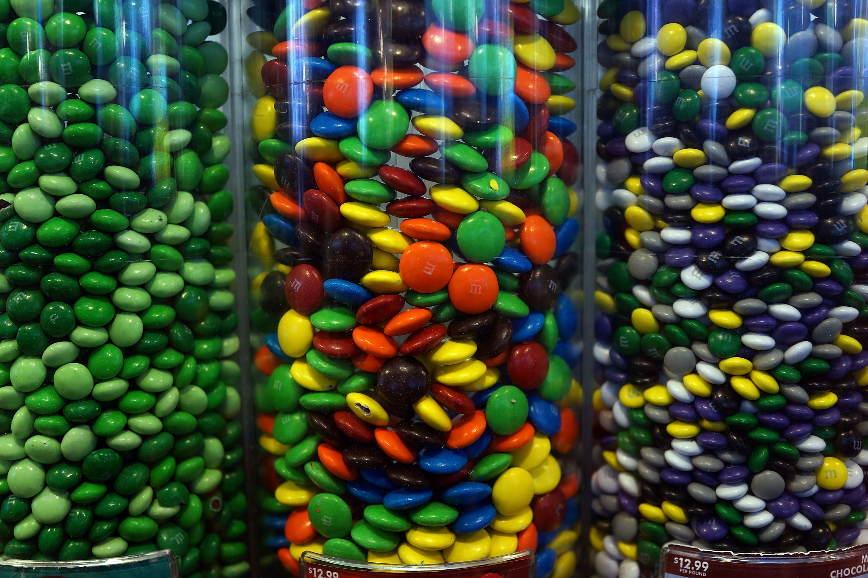 Candy Maker Mars To Raise Price Of M&M's And Other Chocolate Candies
