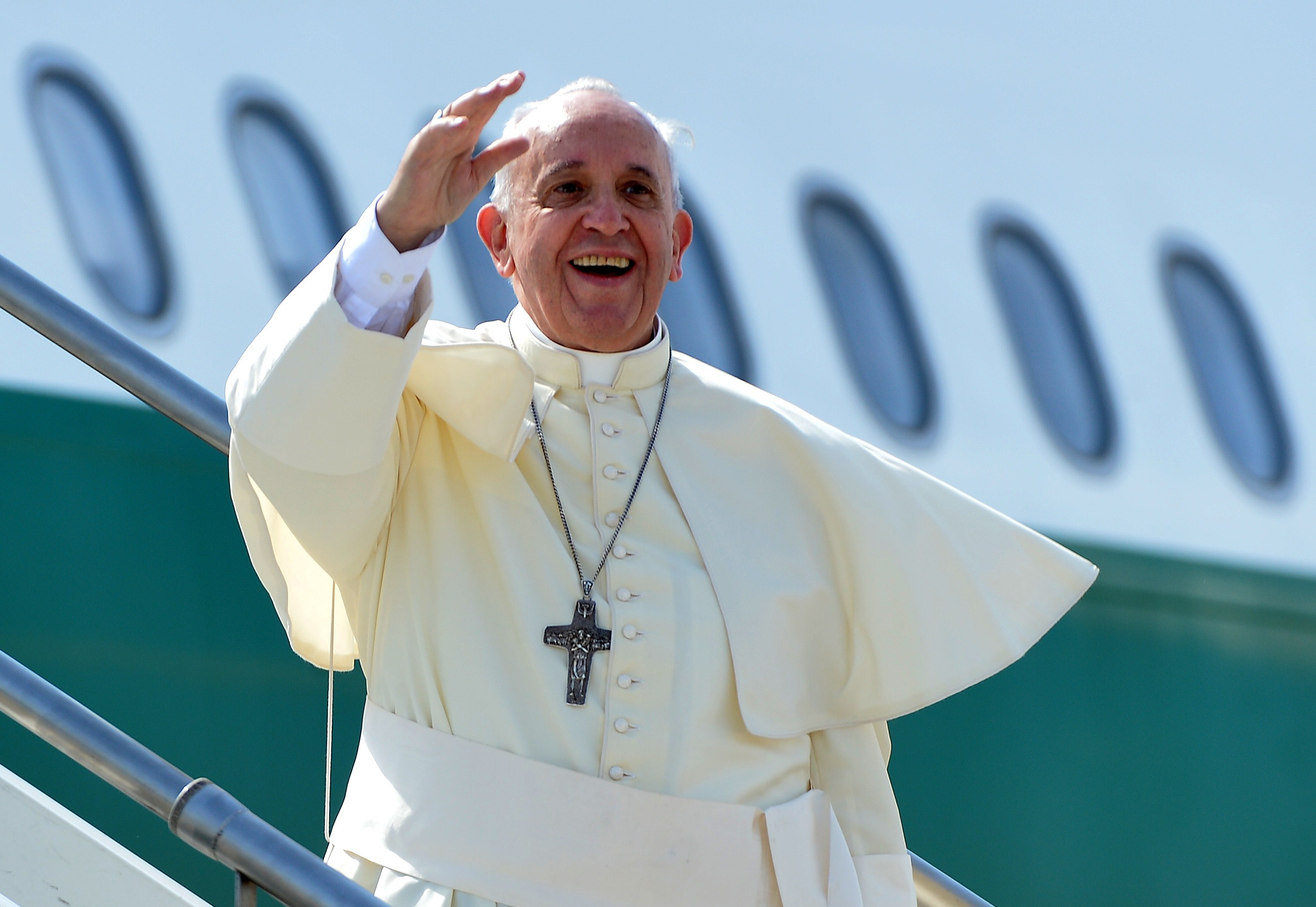 ITALY-POPE-TRIP-SOUTH KOREA