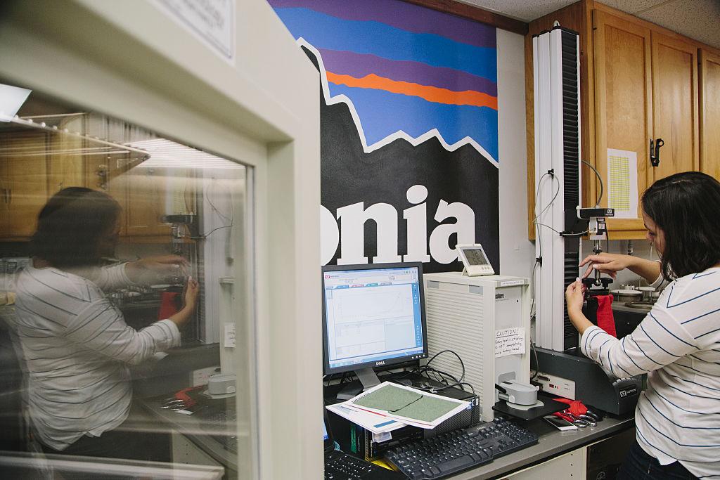 Patagonia employees in Ventura California