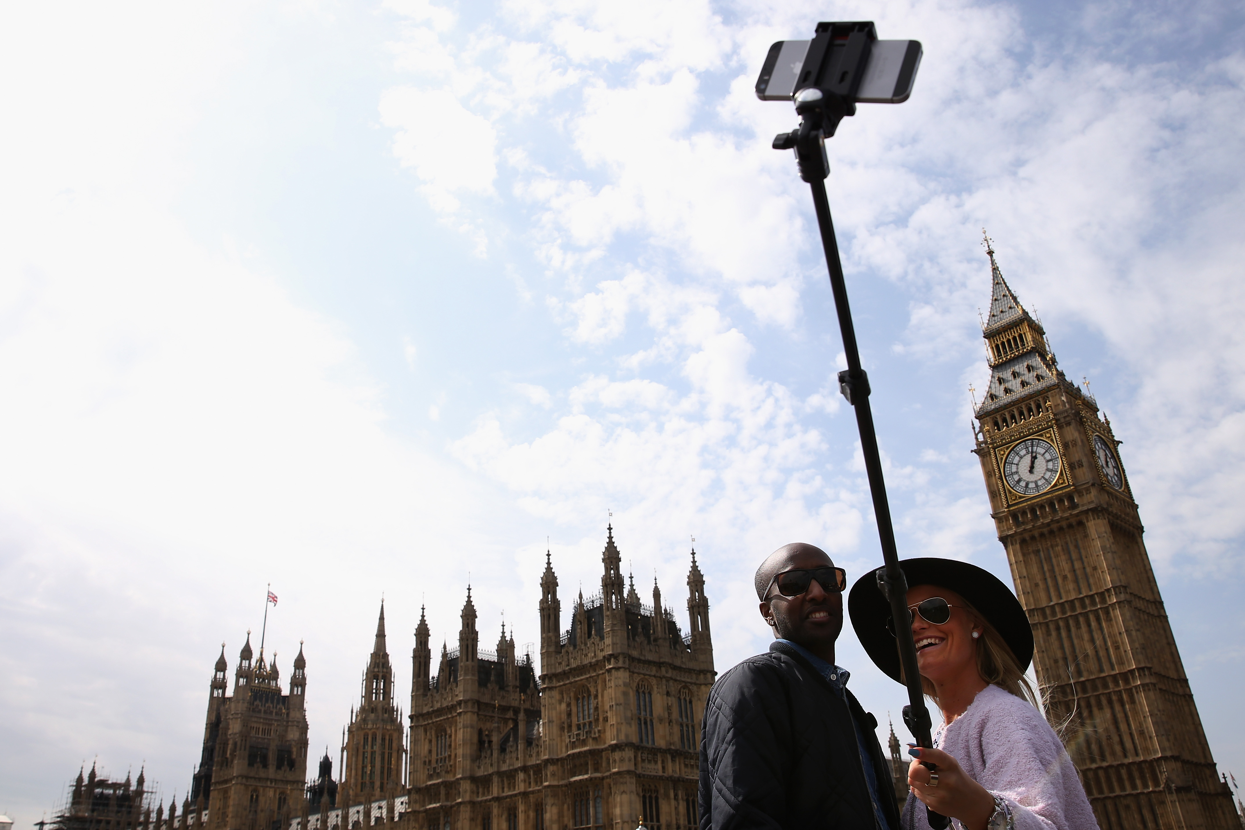 Selfie Britain
