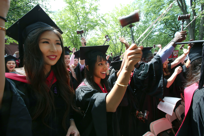 Harvard Commencement 2015