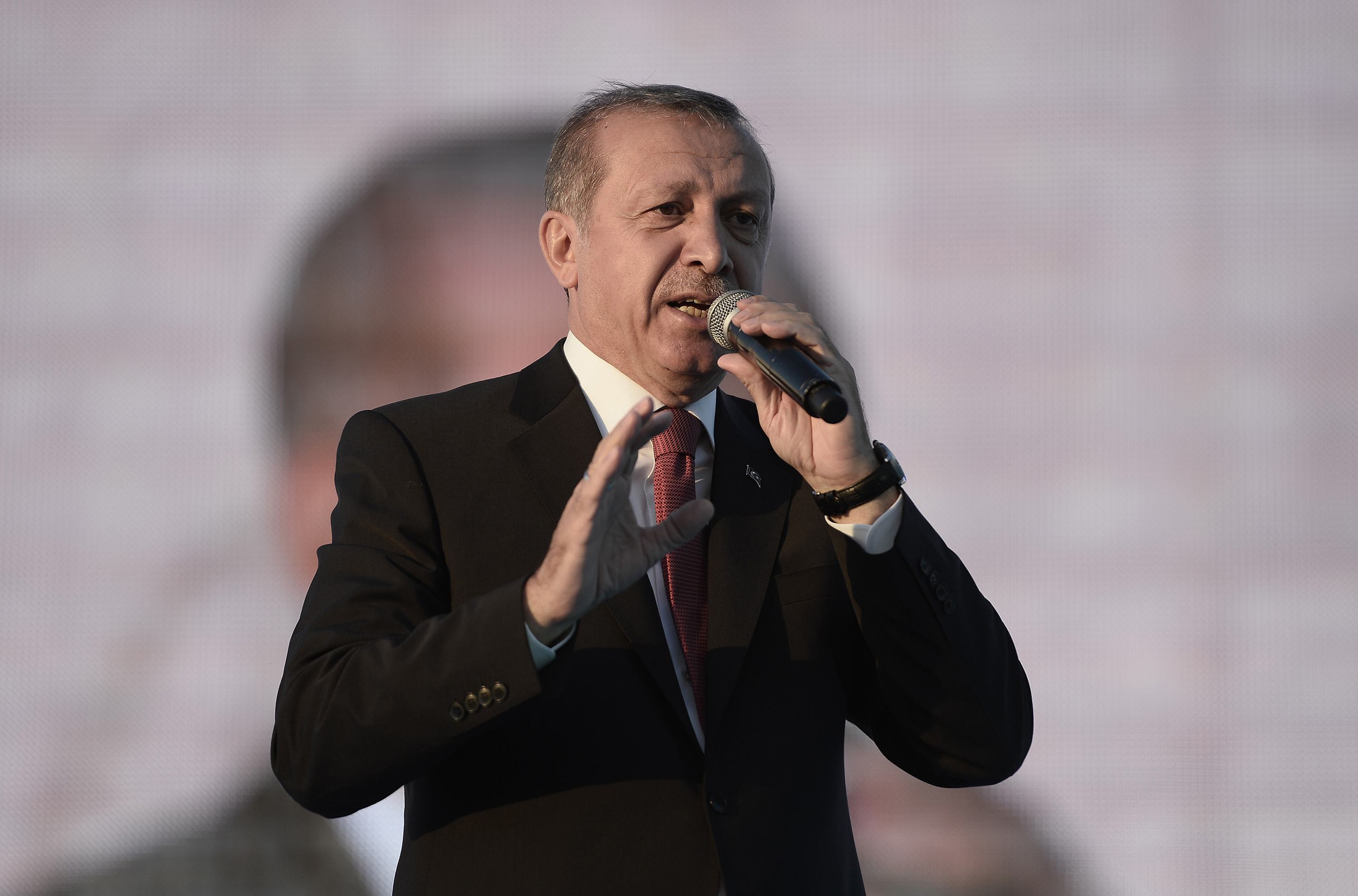 Political Parties Hold Rallies Ahead Of Turkish Parliamentary Election