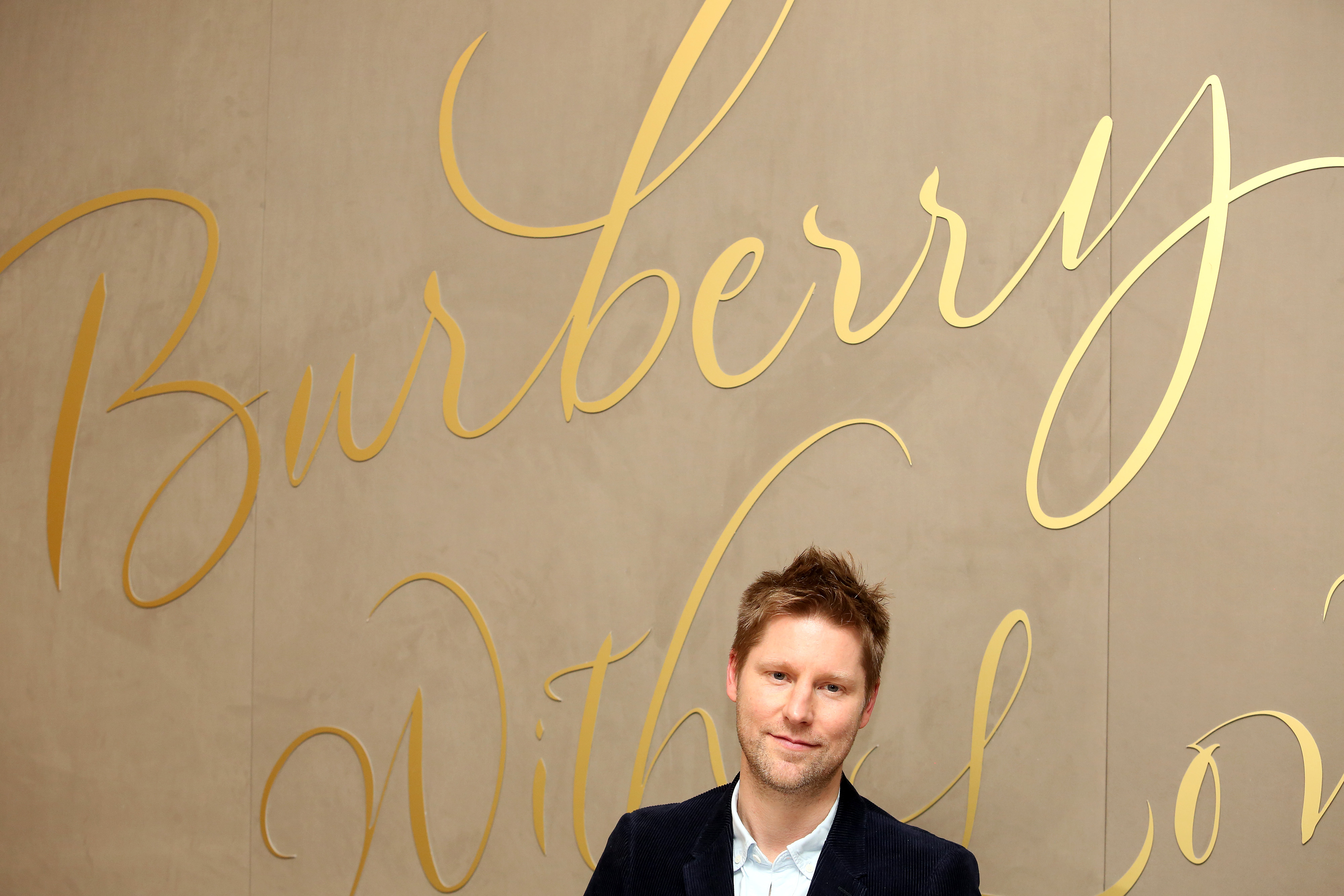 Burberry Group Plc Chief Executive Officer Christopher Bailey Launches New Festive Film