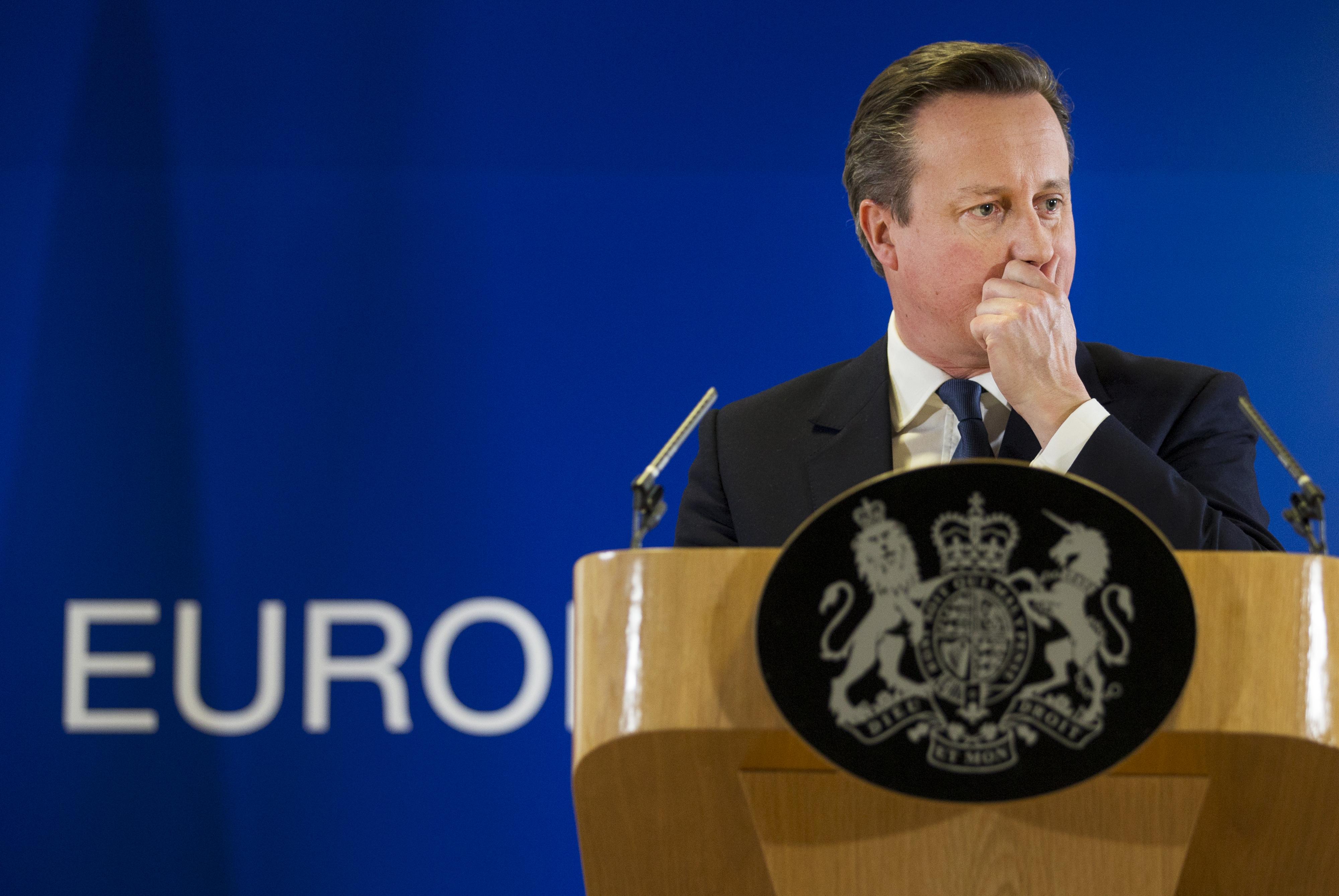 European Leaders Summit Continues Following Late Night Talks On UK Membership Terms