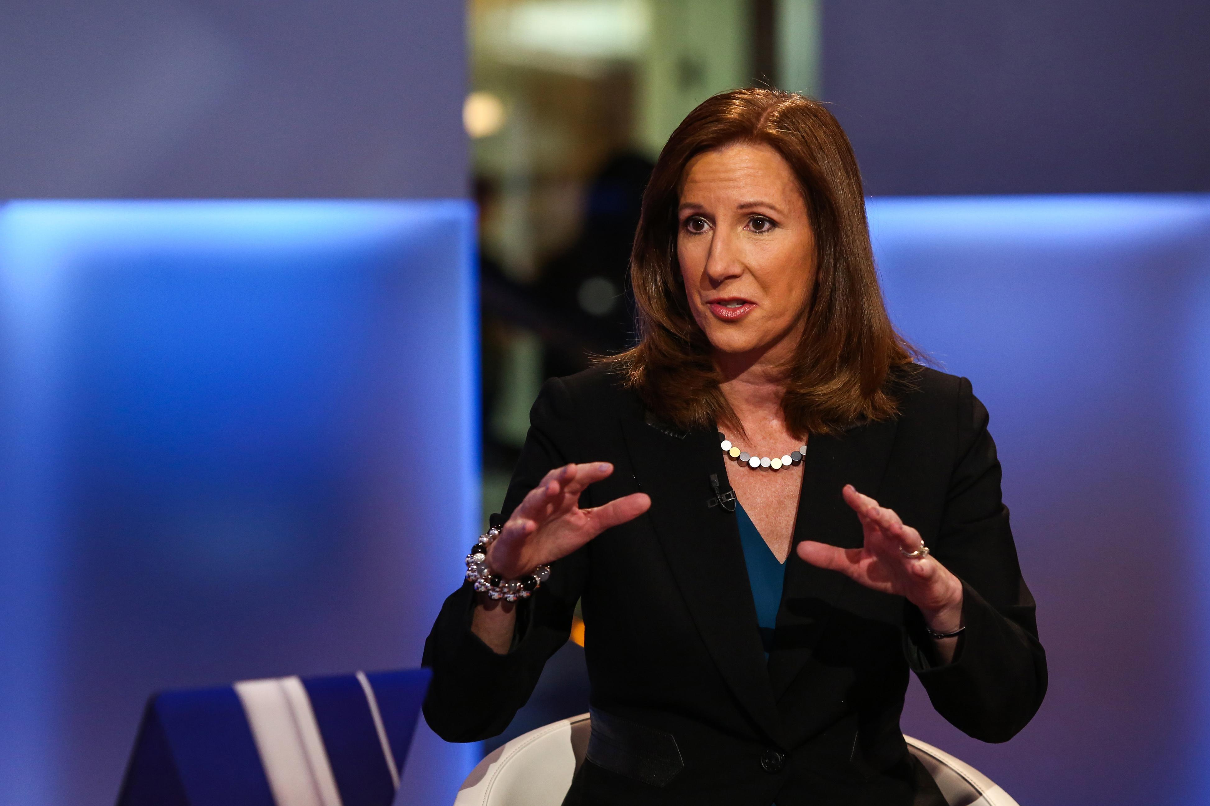 Deloitte LLP Chief Executive Officer Cathy Engelbert Interview