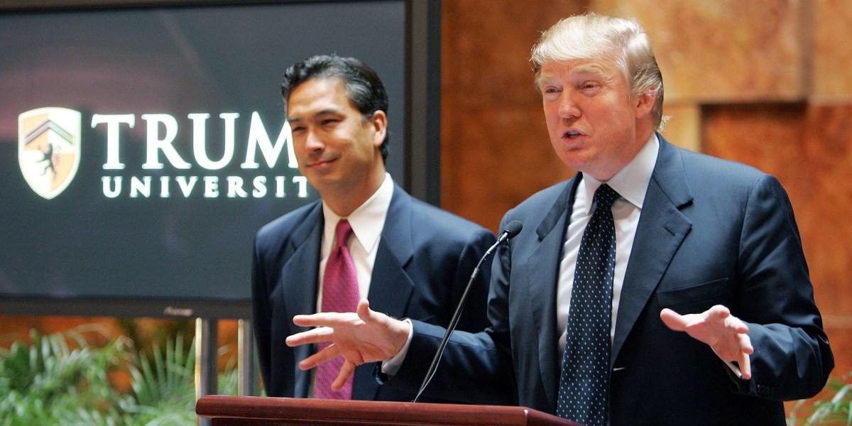 Donald Trump Just Got More Bad News in His Trump University Trial