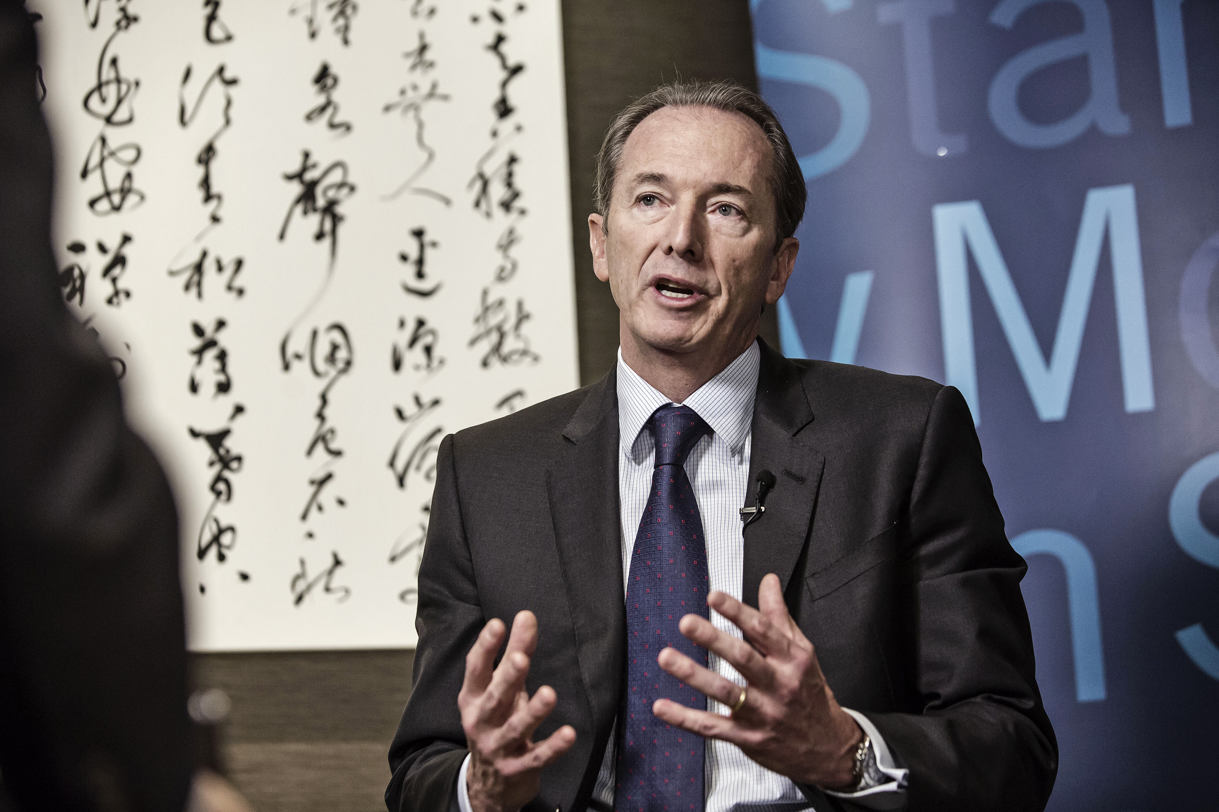 Morgan Stanley CEO James Gorman Interview at the Morgan Stanley China Summit