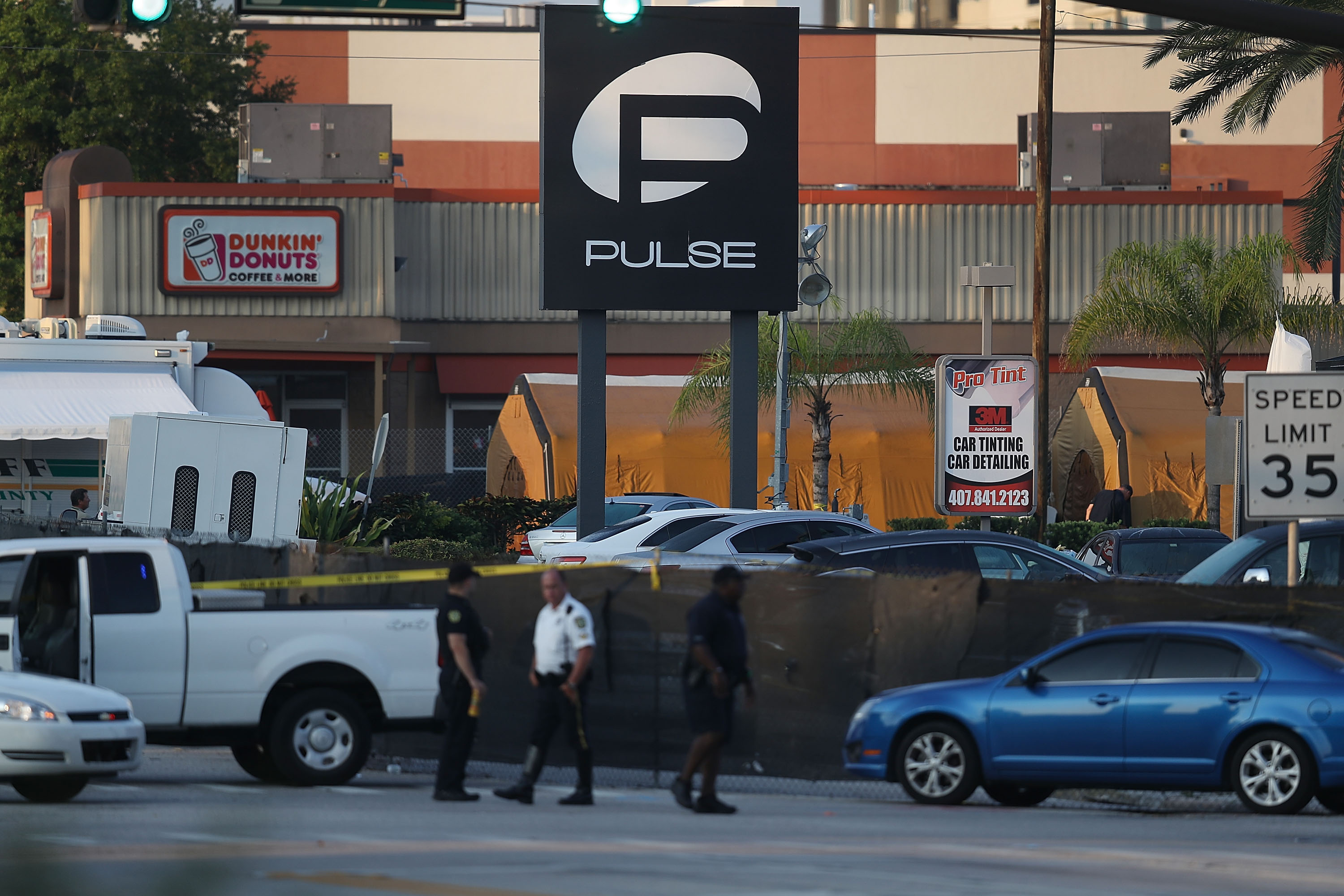 At Least 50 Dead In Mass Shooting At Gay Nightclub In Orlando