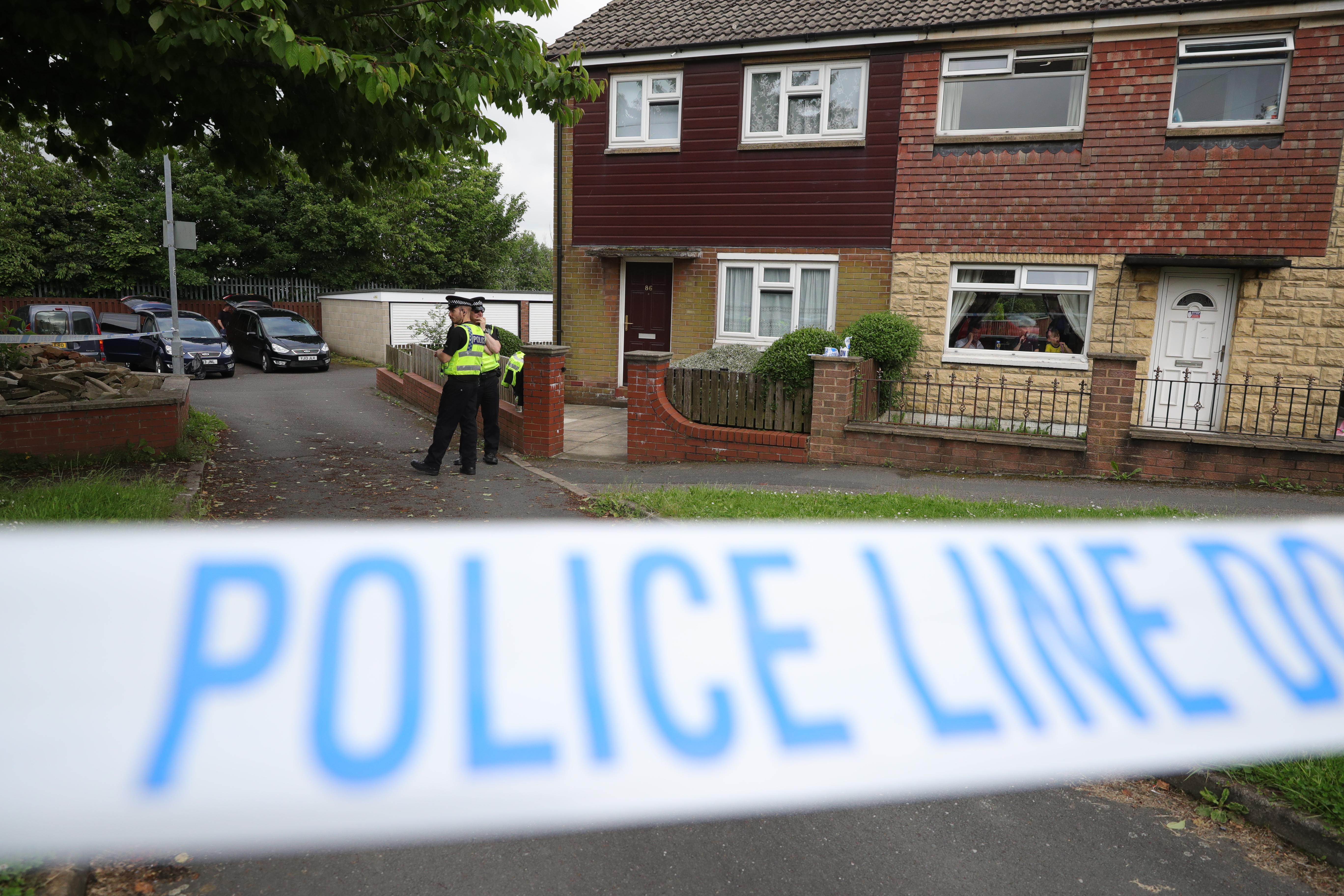 Birstall MP Jo Cox Killed In Shooting