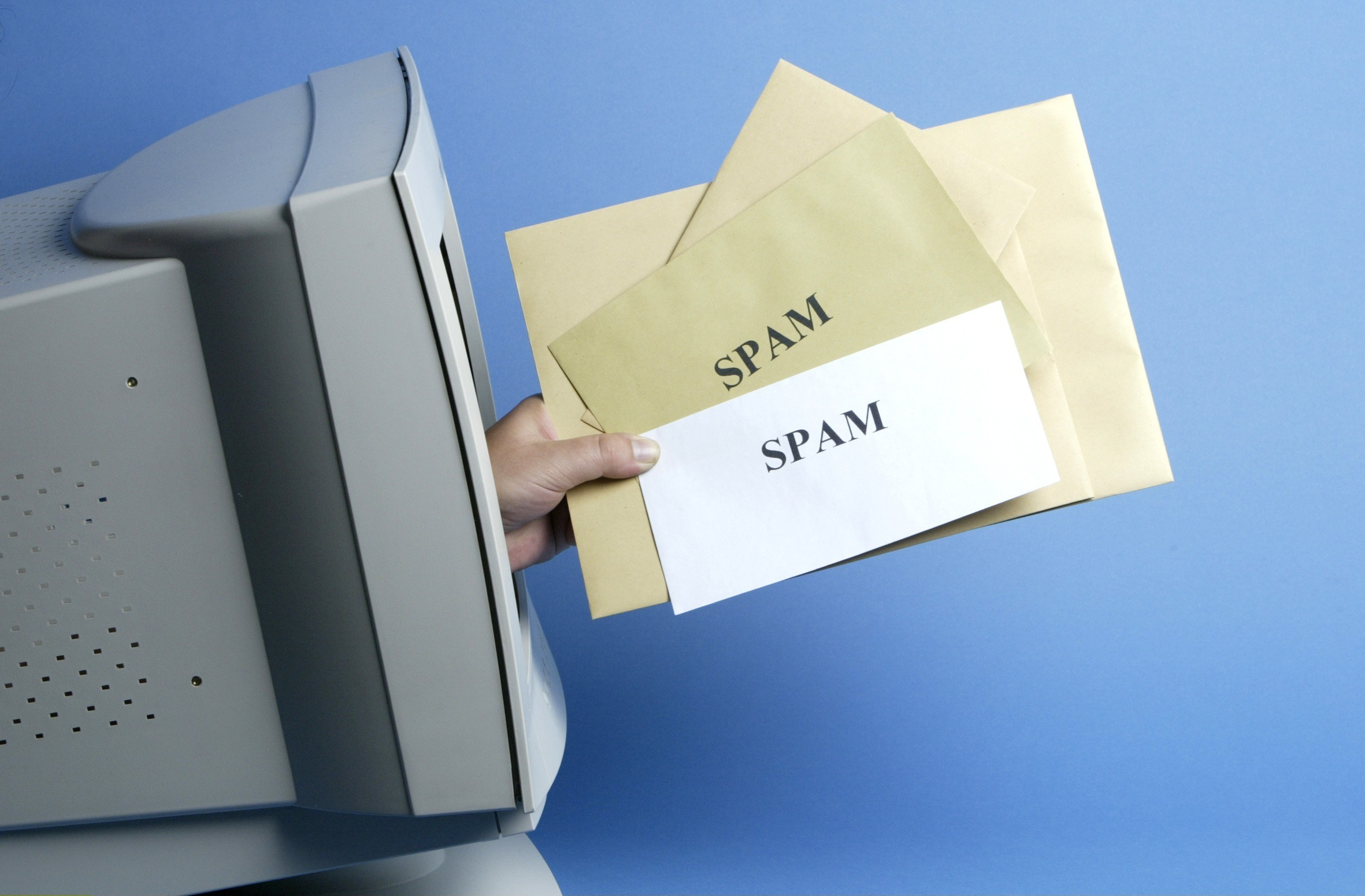 Symbol E-Mail Spam
