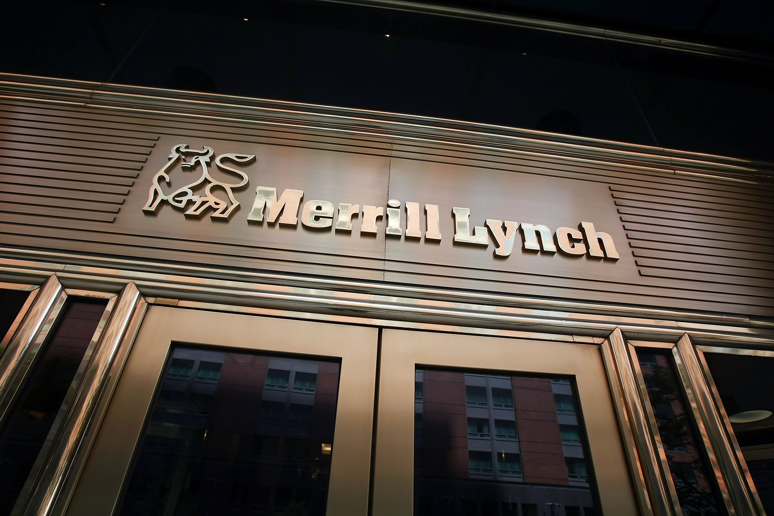 Merrill Lynch Post $4.9 Billion Loss For Second Quarter