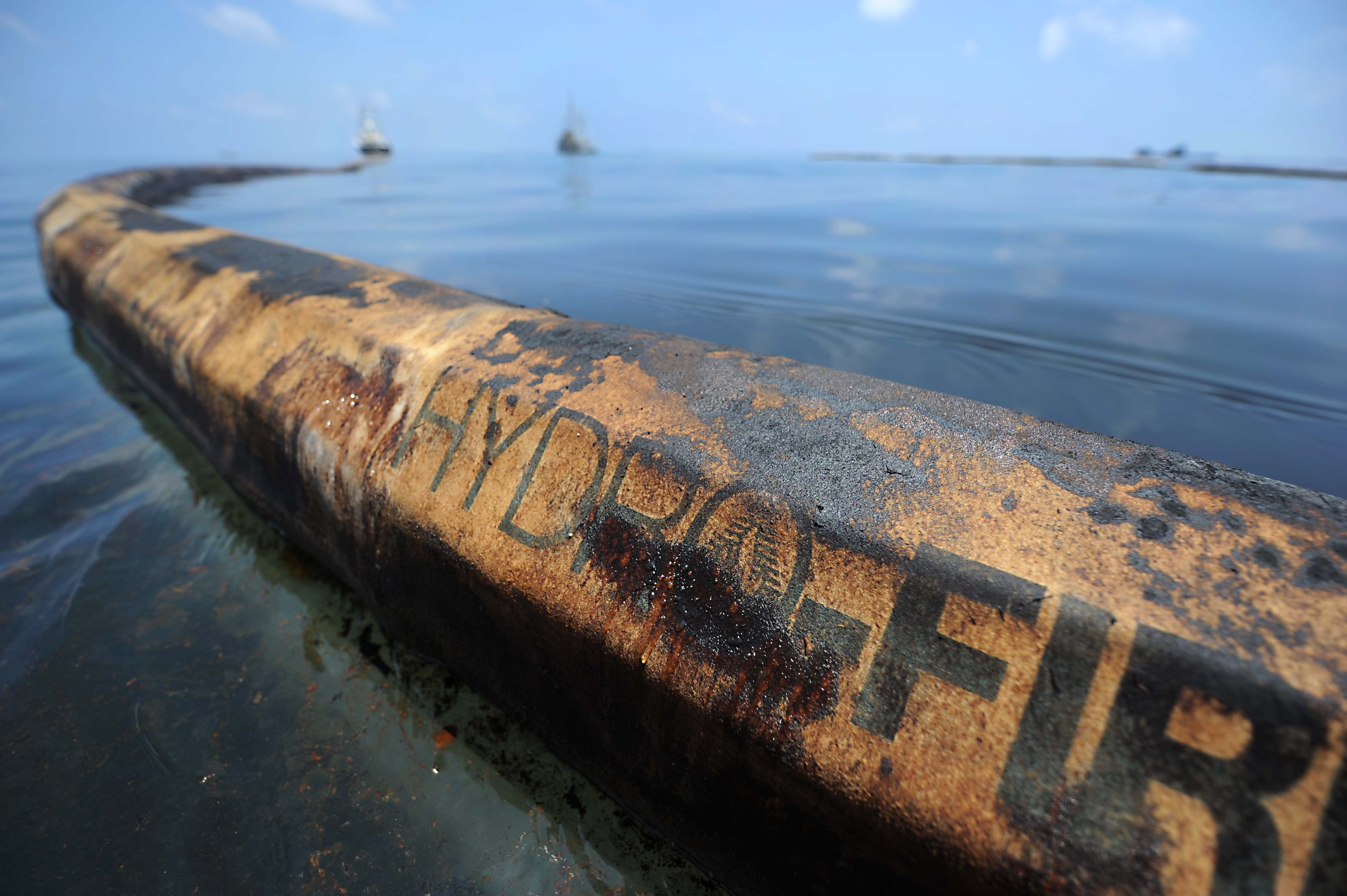Massive Oil Slick Threatens U.S. Gulf Coast