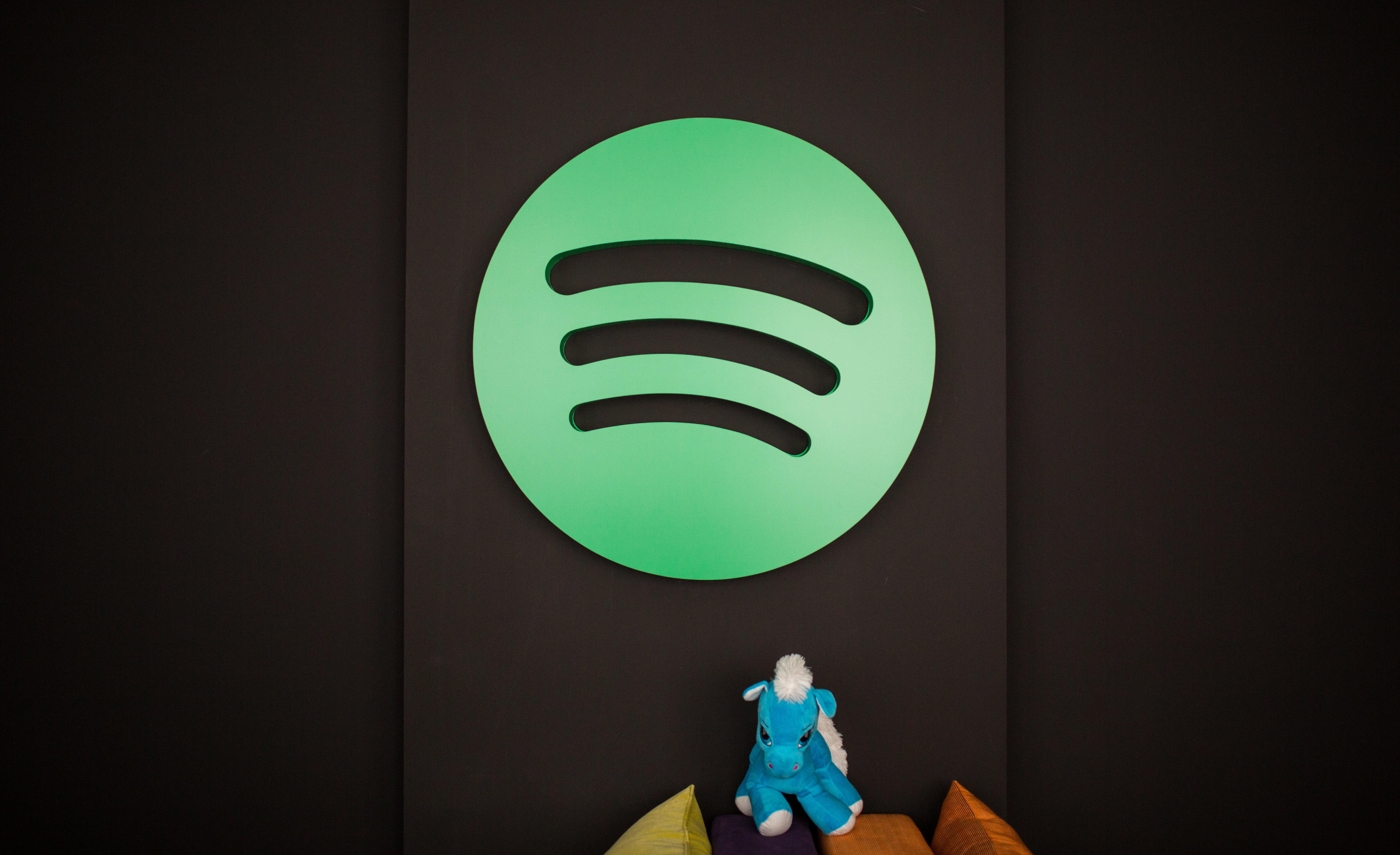 Neues Berliner Büro des Musikdienstes Spotify