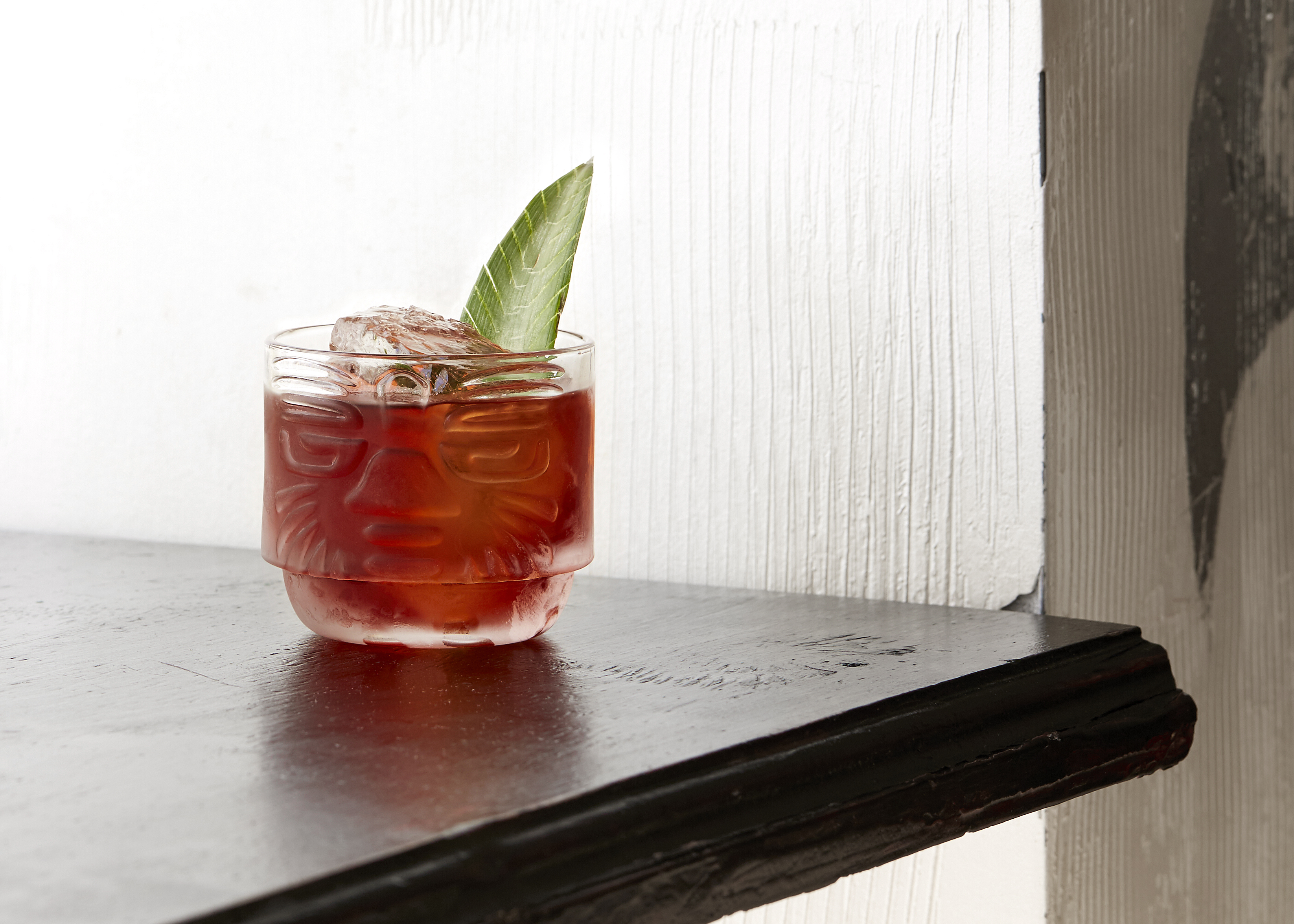 "This version of the Negroni, called the ""Bitter Bird,"" can be found in Manhattan's Mother of Pearl restaurant and cocktail bar."