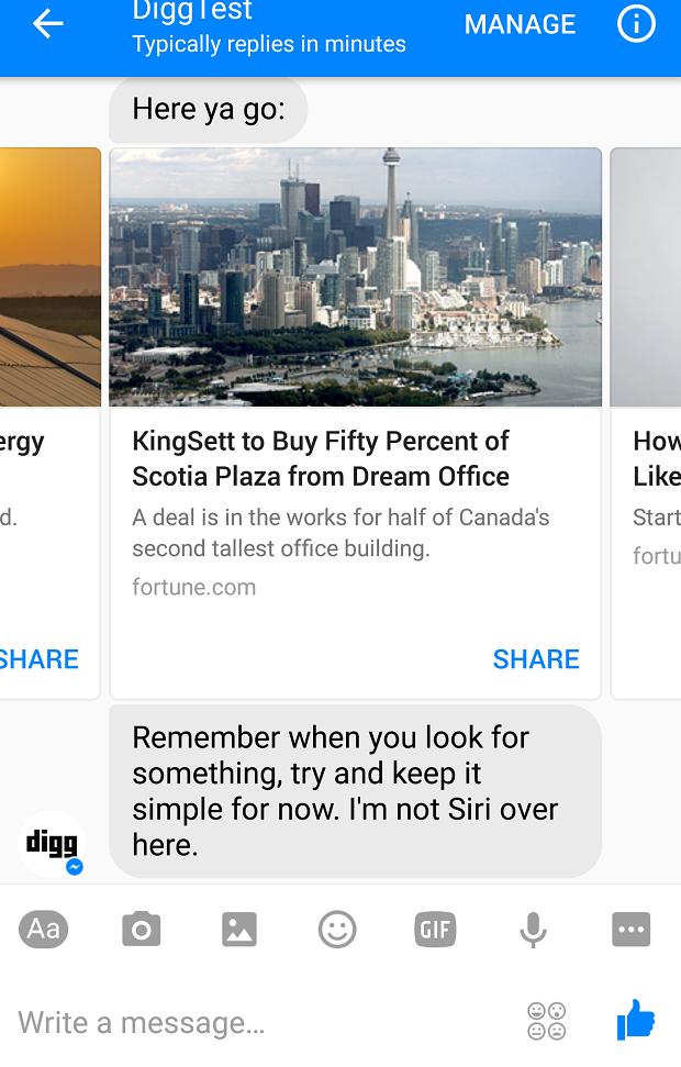 Digg news bot2