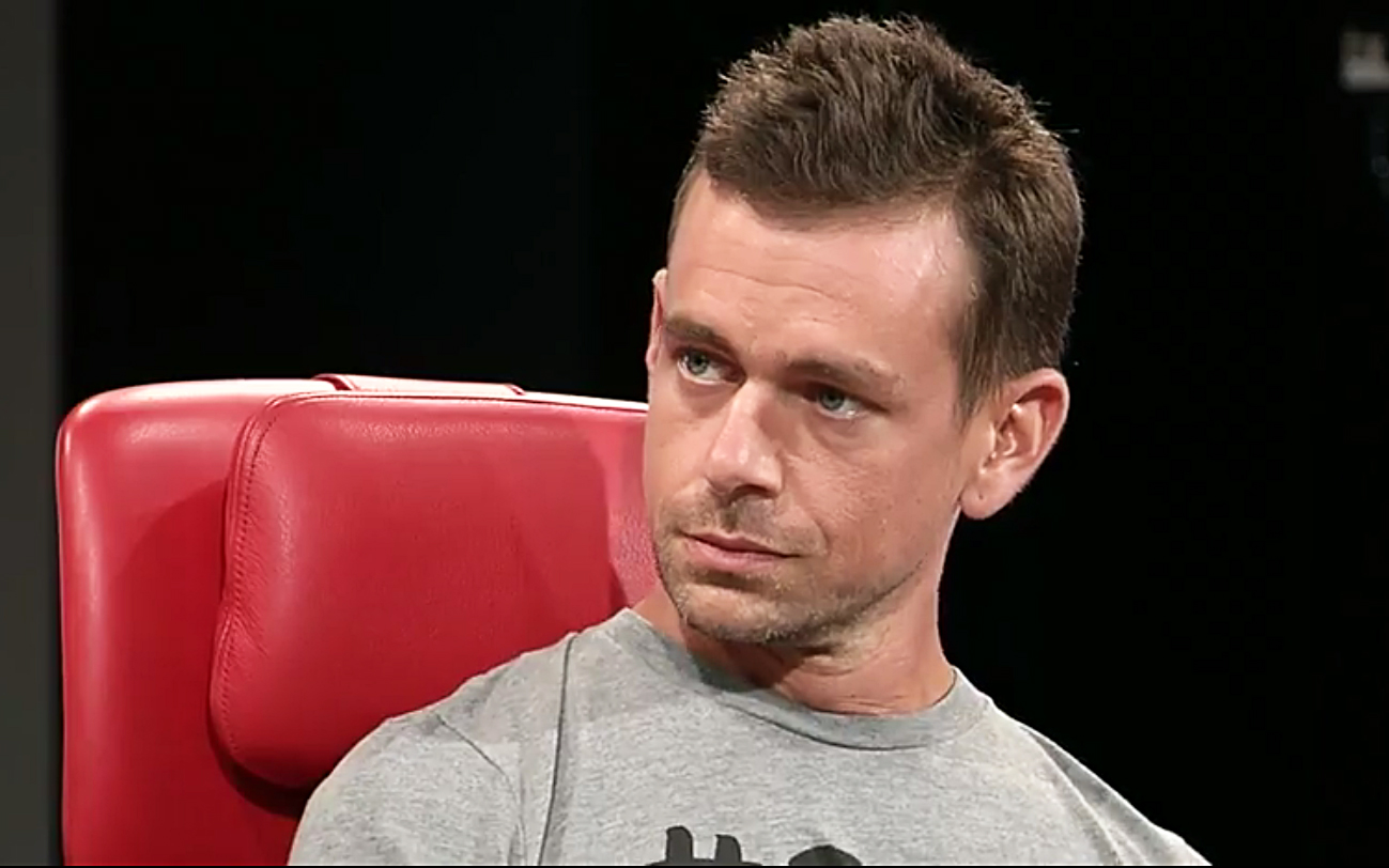 Twitter and Square CEO Jack Dorsey at 2016 Code Conference