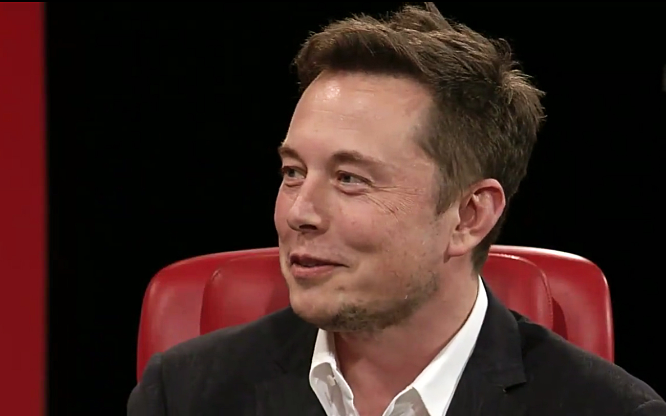 Tesla and SpaceX CEO Elon Musk at Code Conference 2016