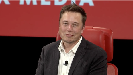 Tesla and SpaceX CEO Elon Musk at Code conference Wednesday, June 1, 2016.