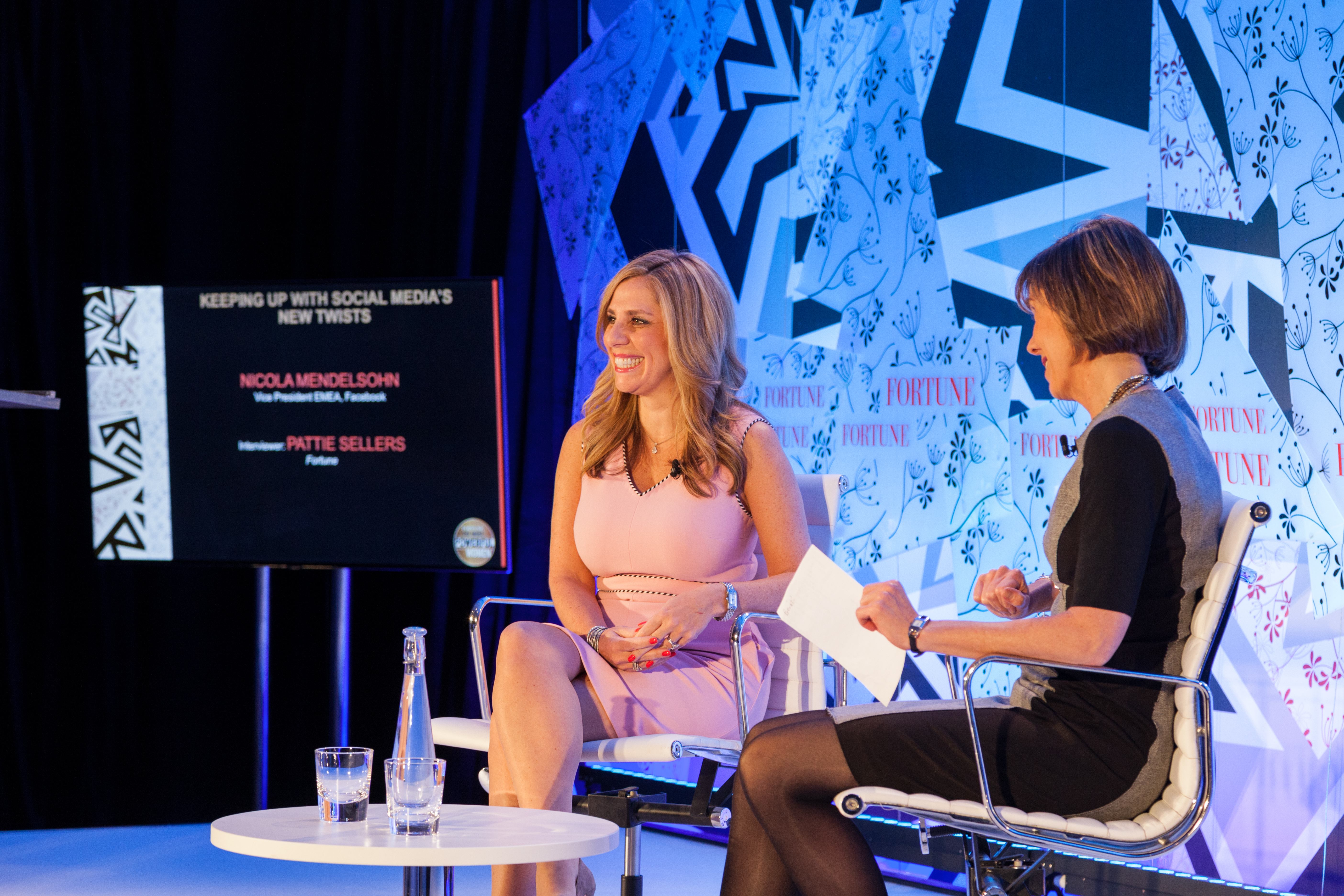 Nicola Mendelsohn, vice president EMEA for Facebook, is betting big on video.