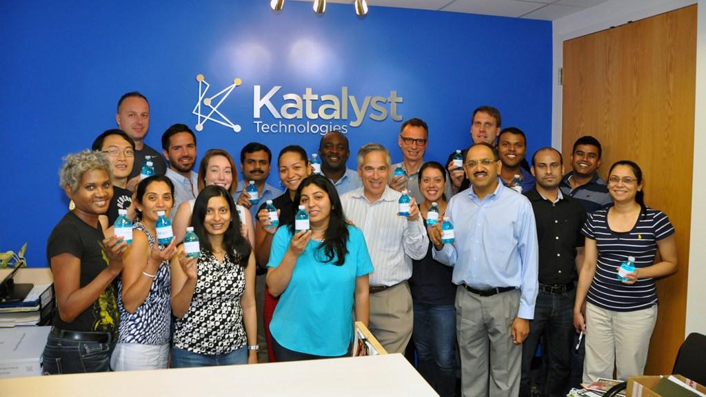 best workplaces for millenials 2016- Katalyst Technologies