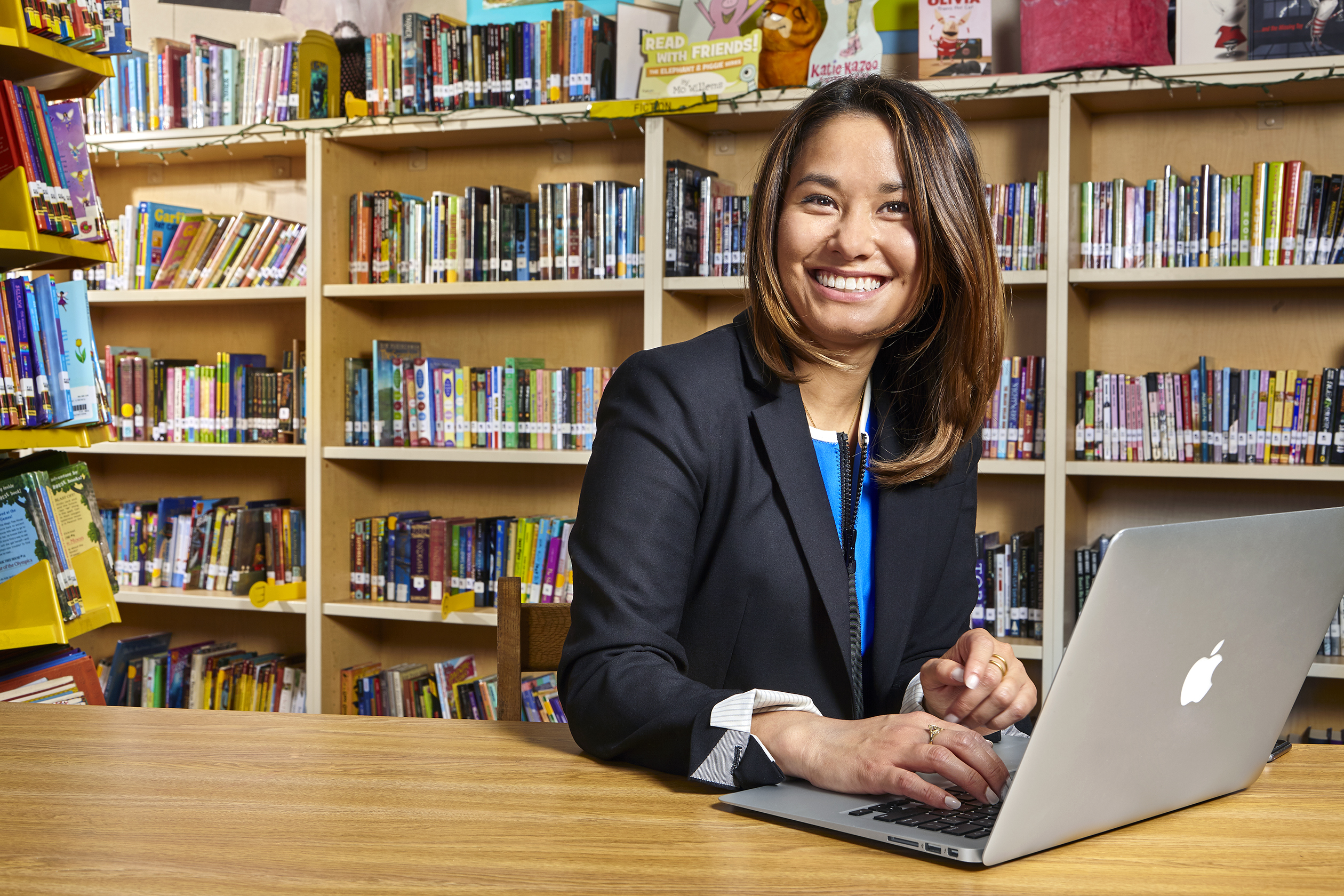 Joan O'Neill, HR Manager, Menlo Park City School District