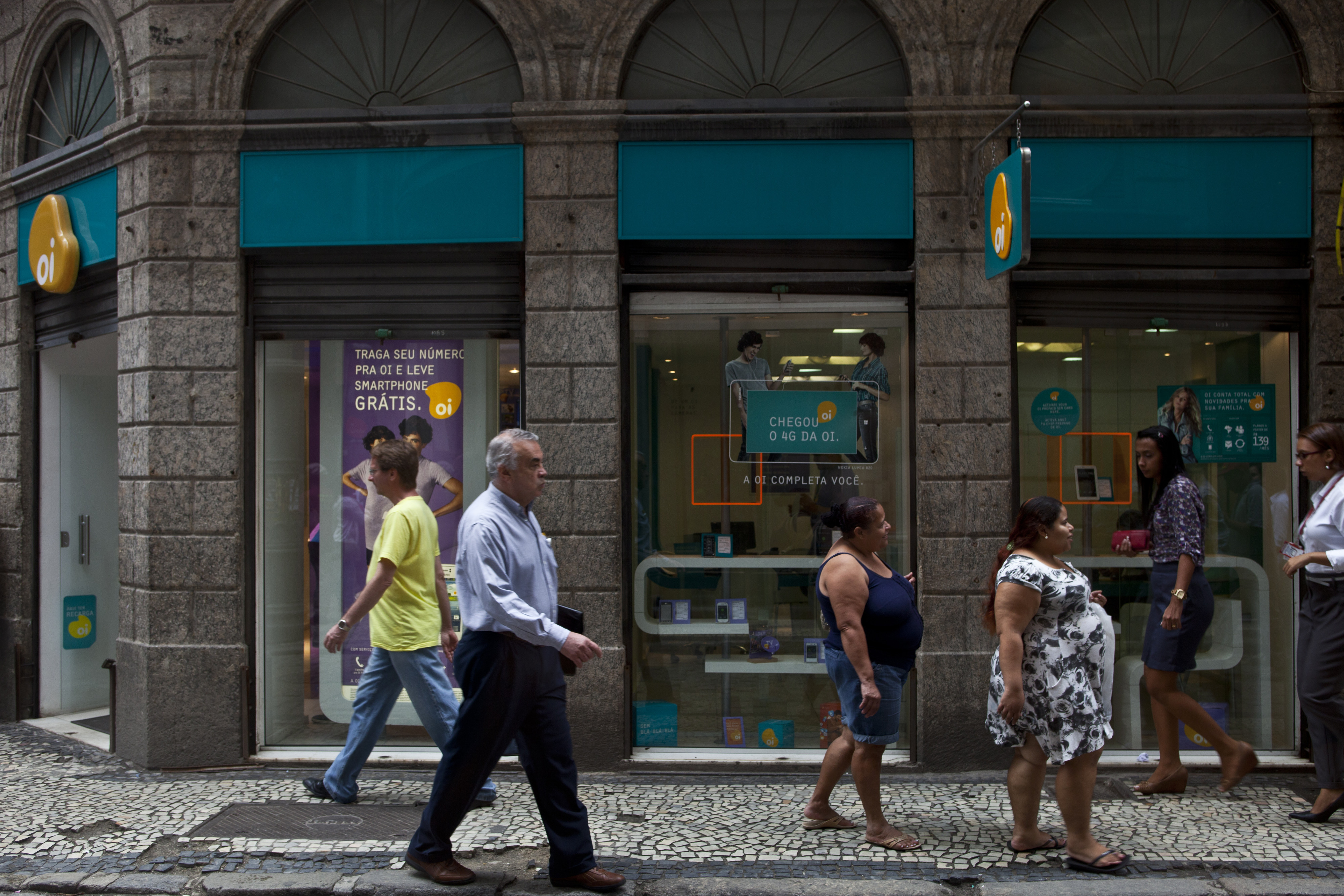 Oi to Combine With Portugal Telecom Into $17 Billion Giant