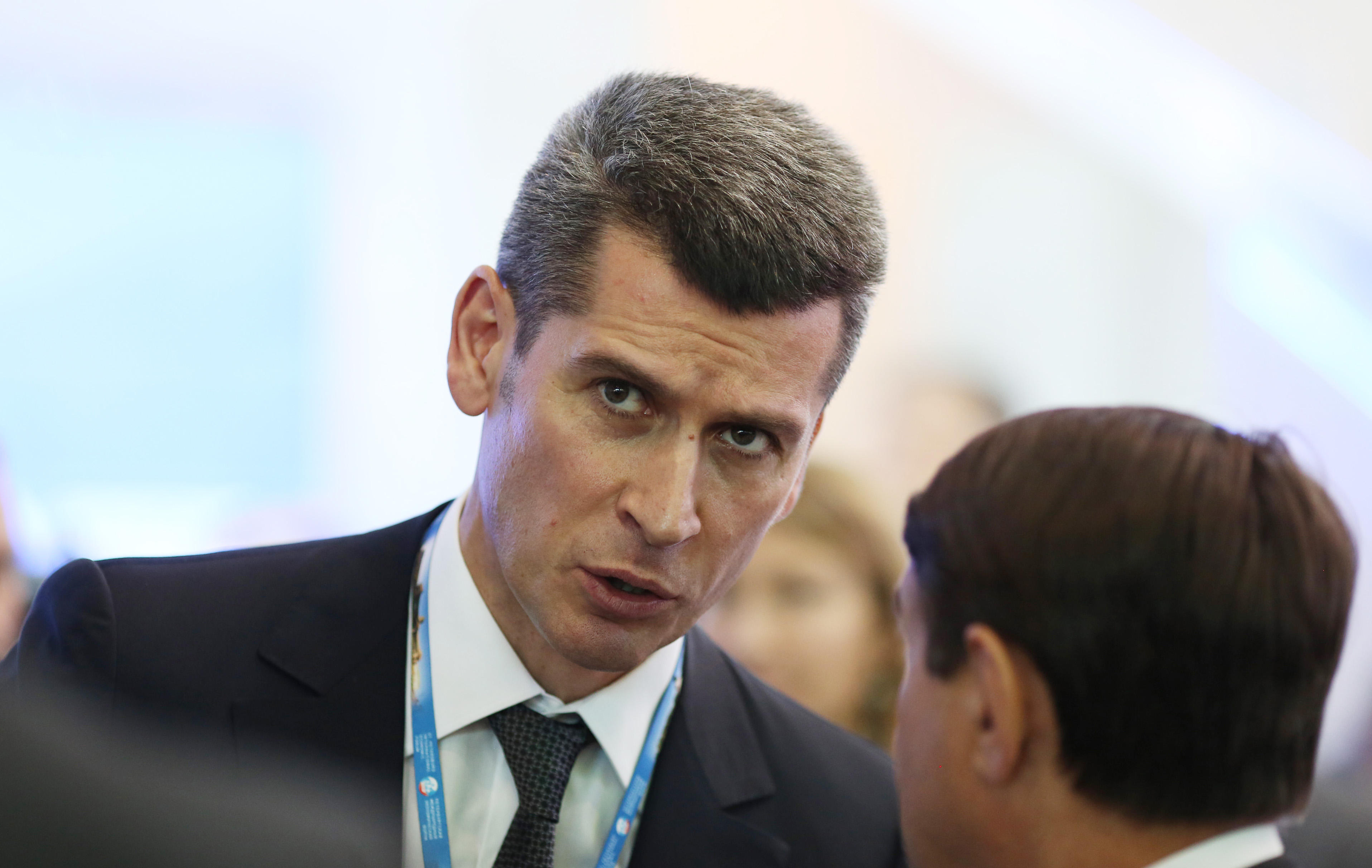 Day Two Of The Saint Petersburg International Economic Forum 2015