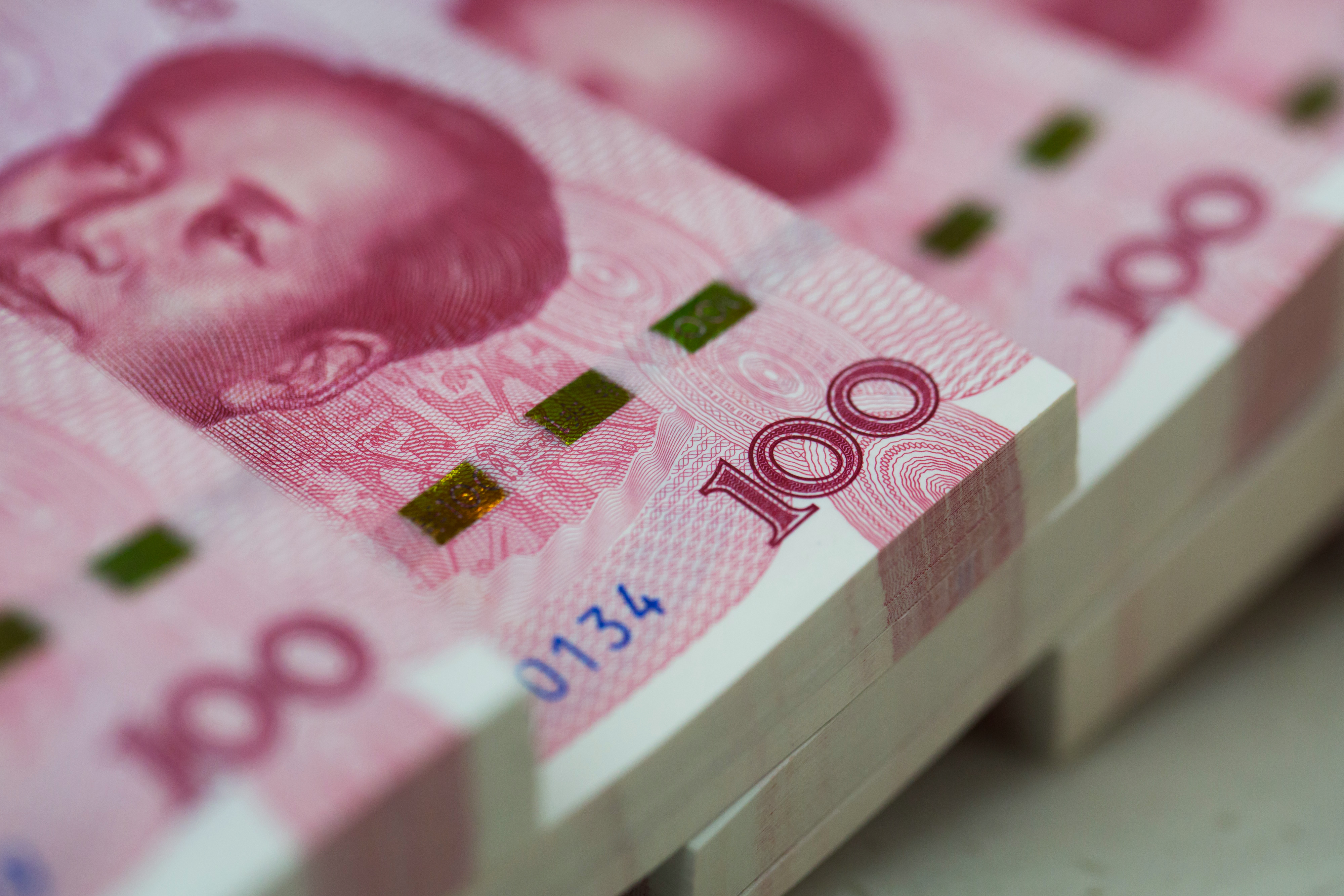 Views Of Chinese Yuan As Yuan Crunch Spurs Banks to Hoard Abroad as China Curbs Outflows