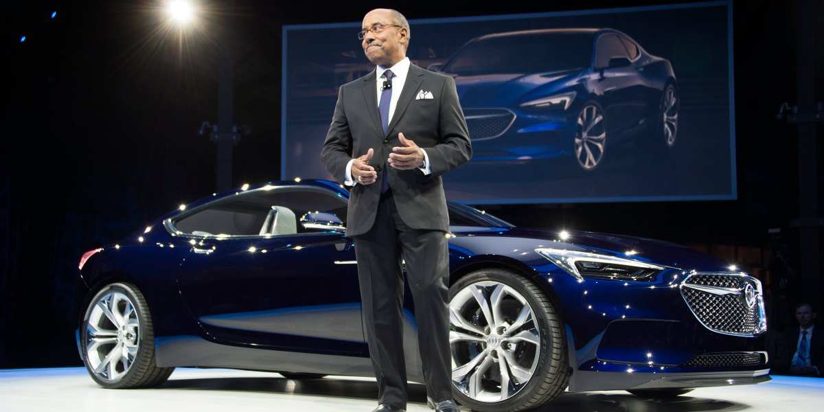 Ed Welburn Gm S Global Design Chief Leaves An Incredible Legacy Fortune