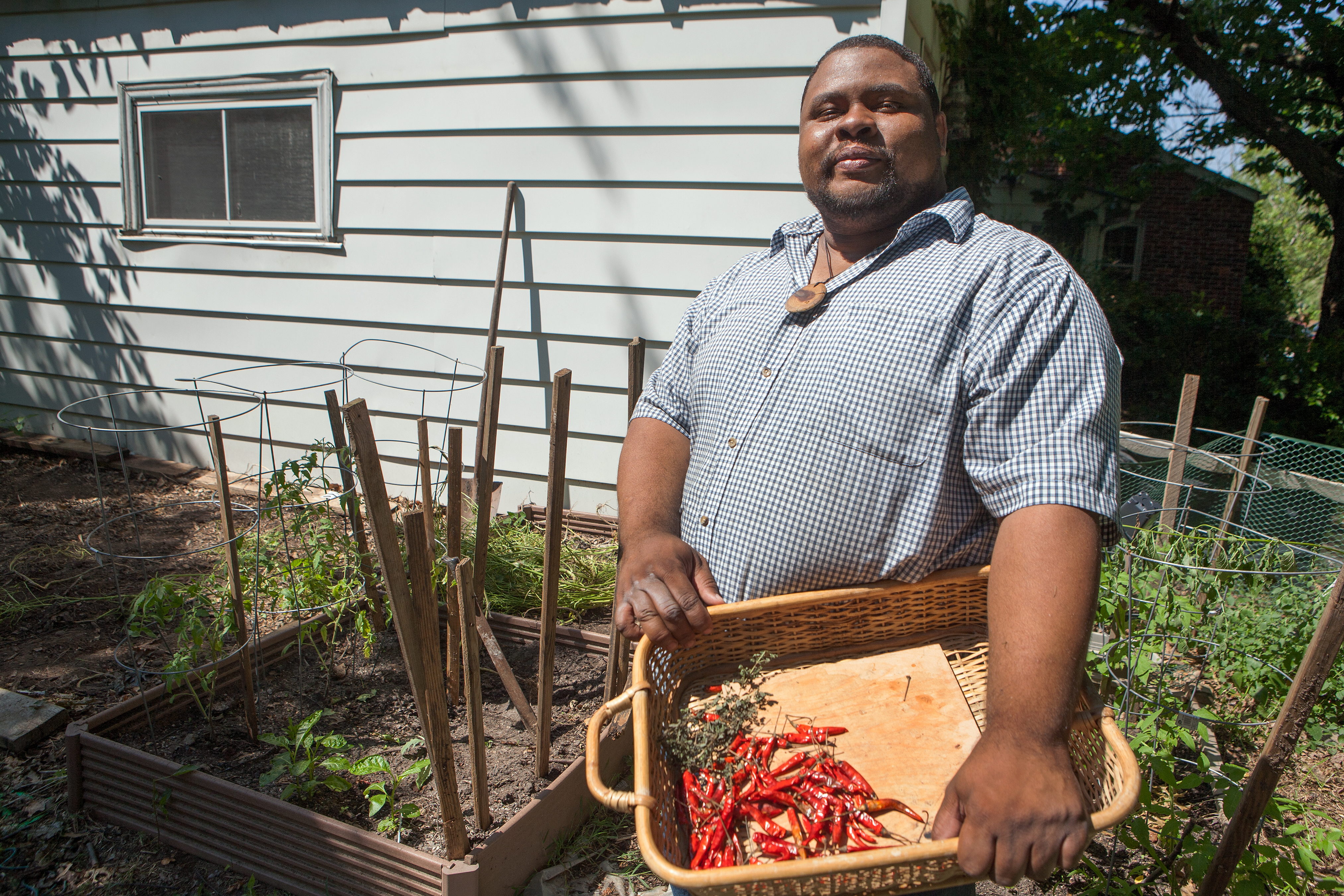 Michael Twitty is a culinary historian