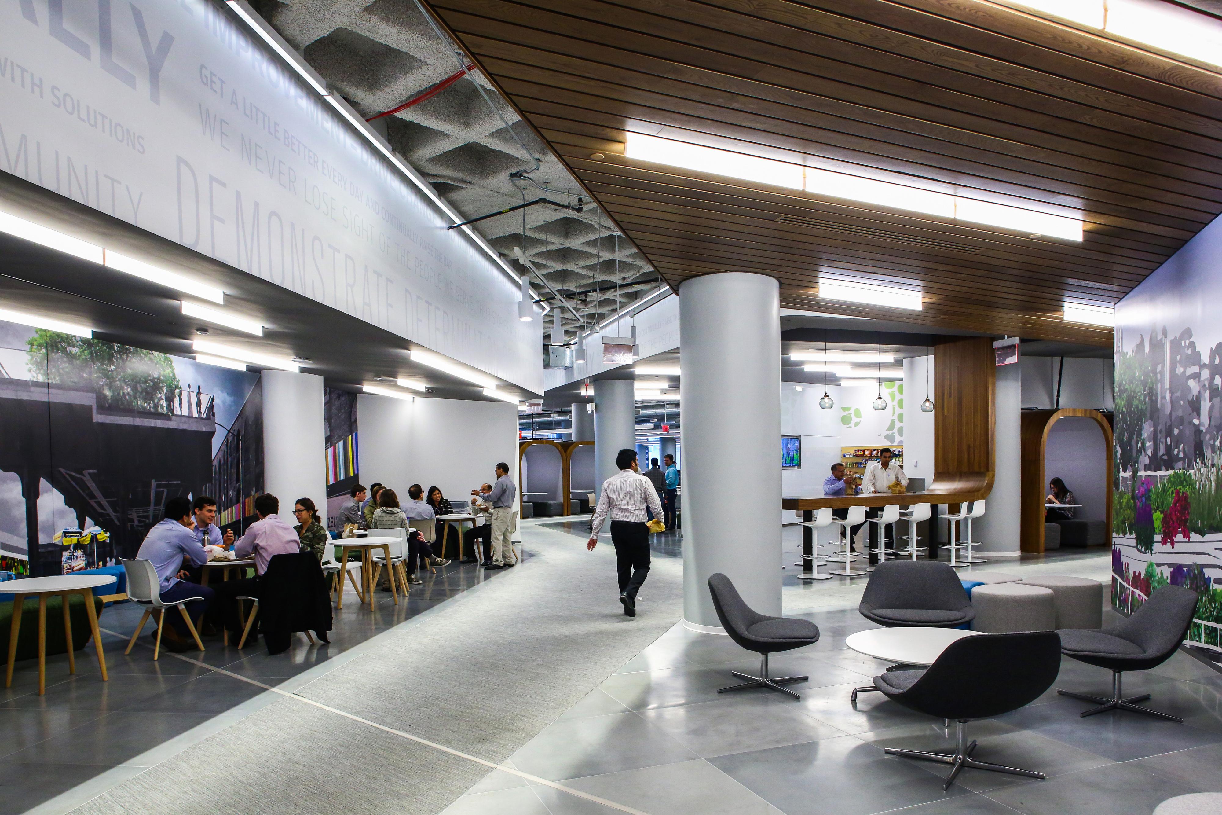 Inside JPMorgan Chase & Co.'s New Technology Hub