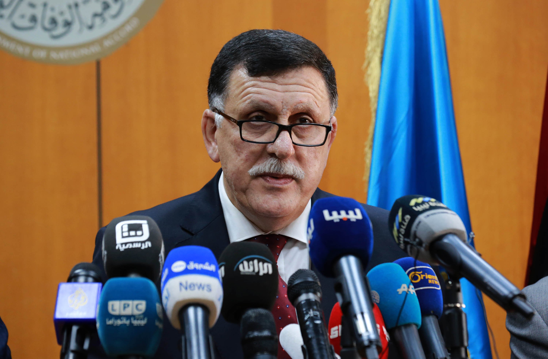 LIBYA-TRIPOLI-PRESS CONFERENCE