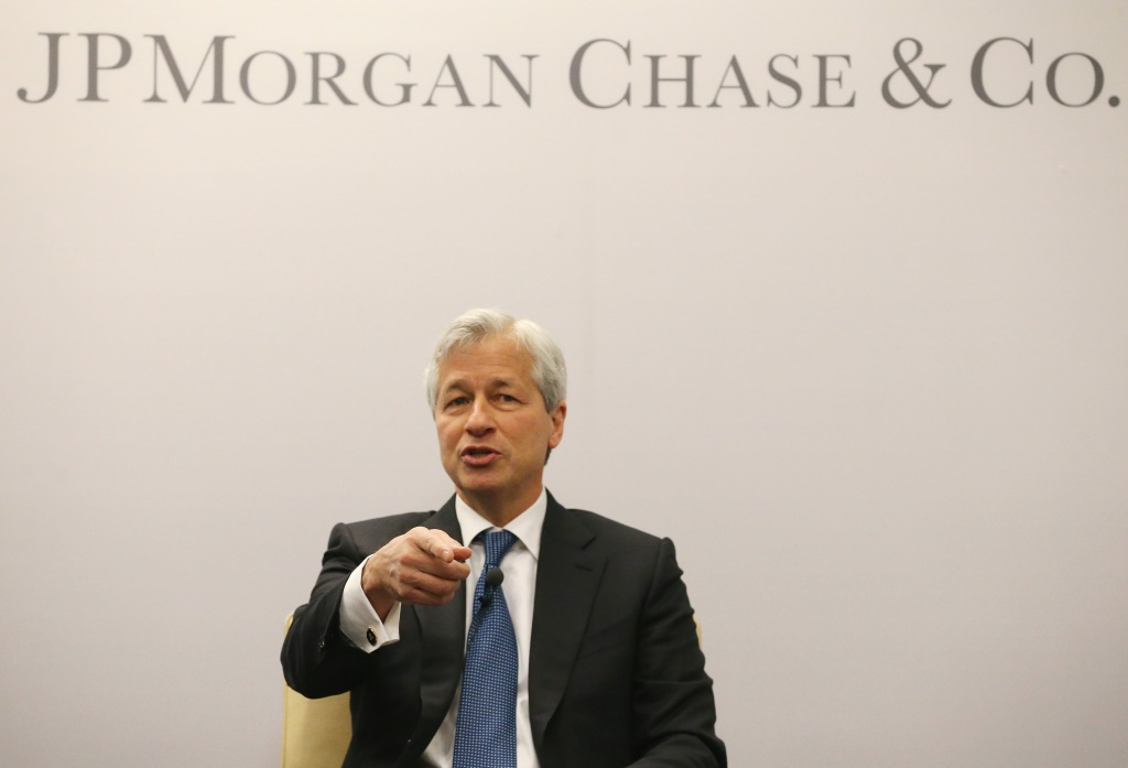 Jamie Dimon Is Giving J P  Morgan Employees a Big Raise