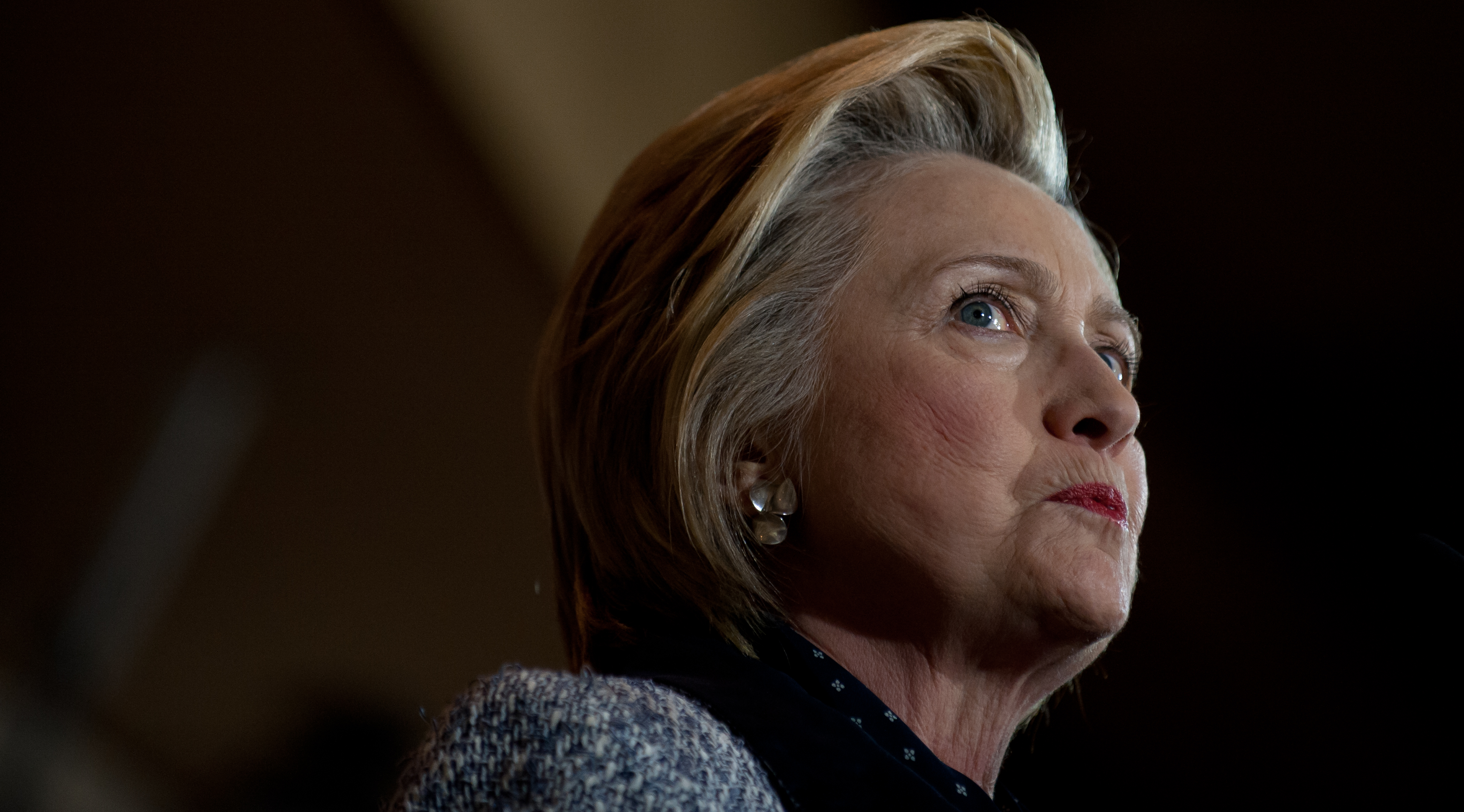 Presumptive Democratic Presidential Candidate Hillary Clinton Campaigns In Western Pennsylvania