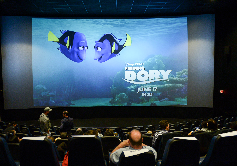 """Finding Dory"" Advance Toronto Screening"