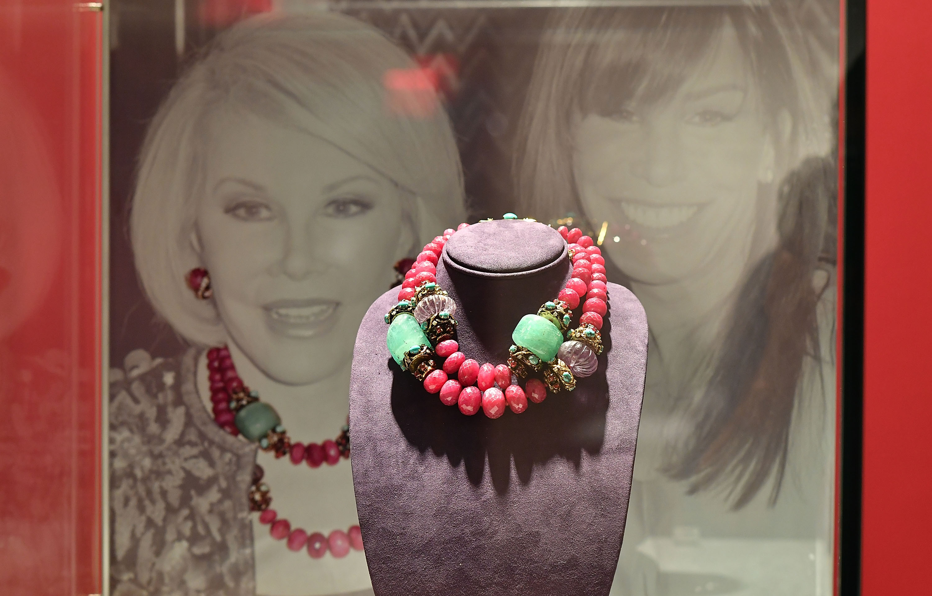 Private Collection Of Joan Rivers Christie's Press Preview